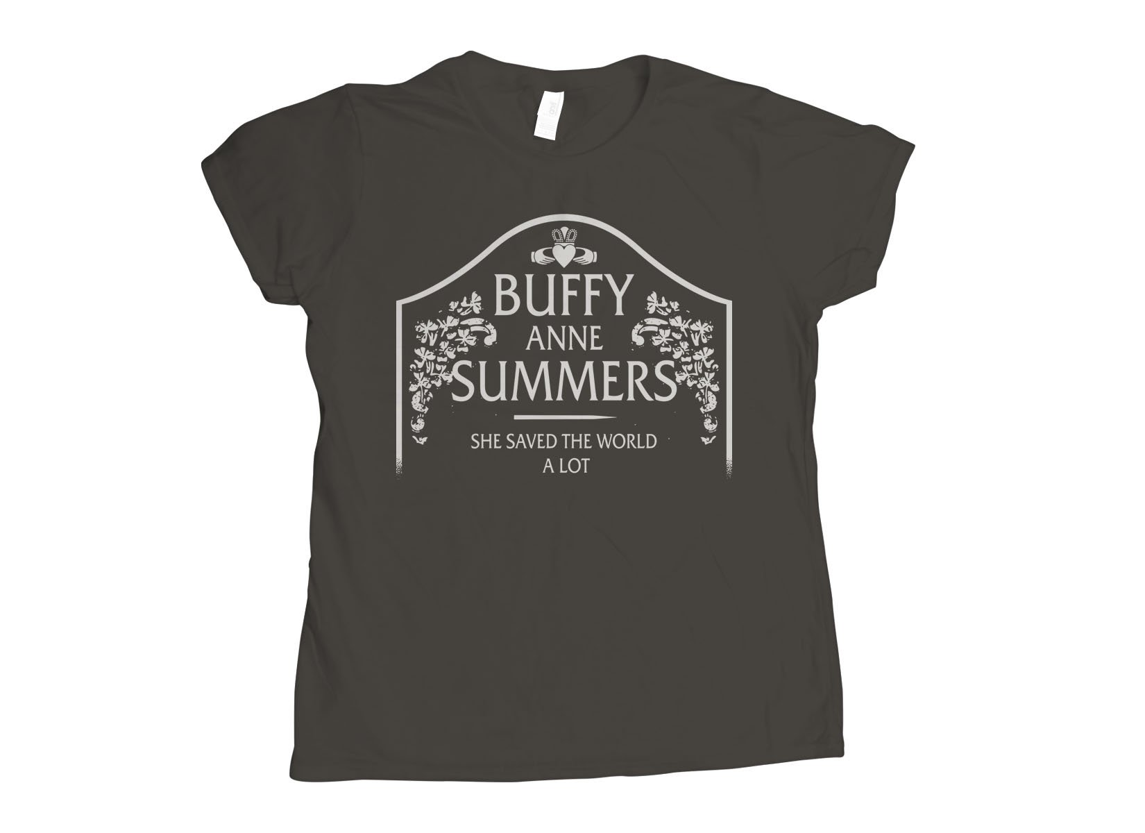 Buffy Anne Summers on Womens T-Shirt