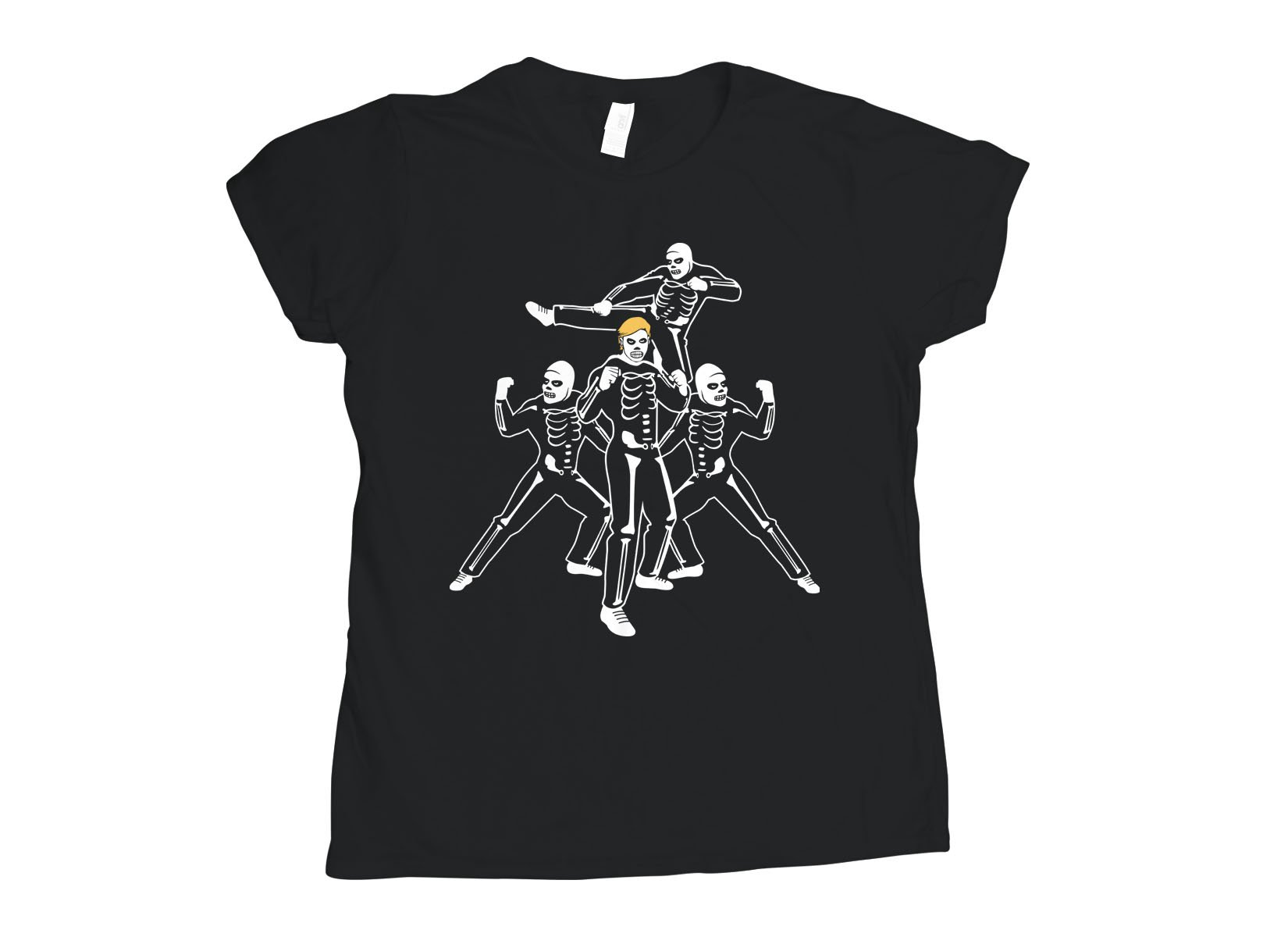 Cobra Kai on Womens T-Shirt