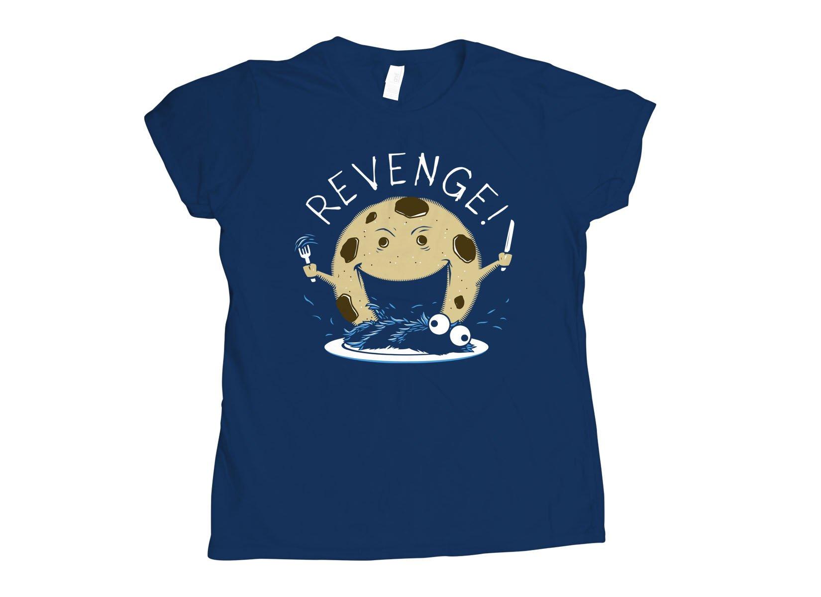Cookie's Revenge on Womens T-Shirt
