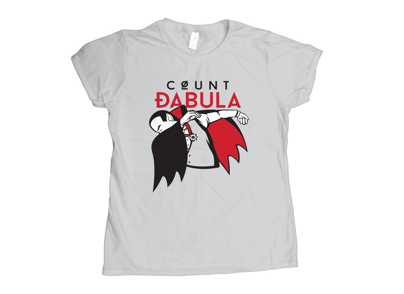 Count Dabula on Womens T-Shirt