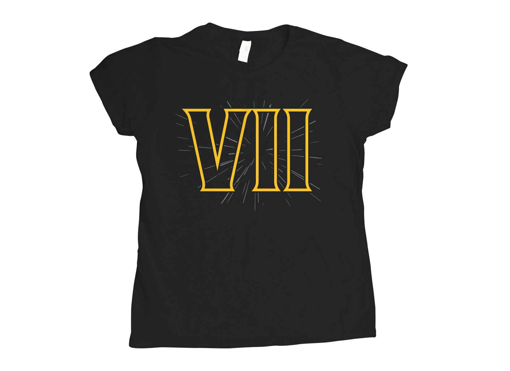 Episode VII on Womens T-Shirt