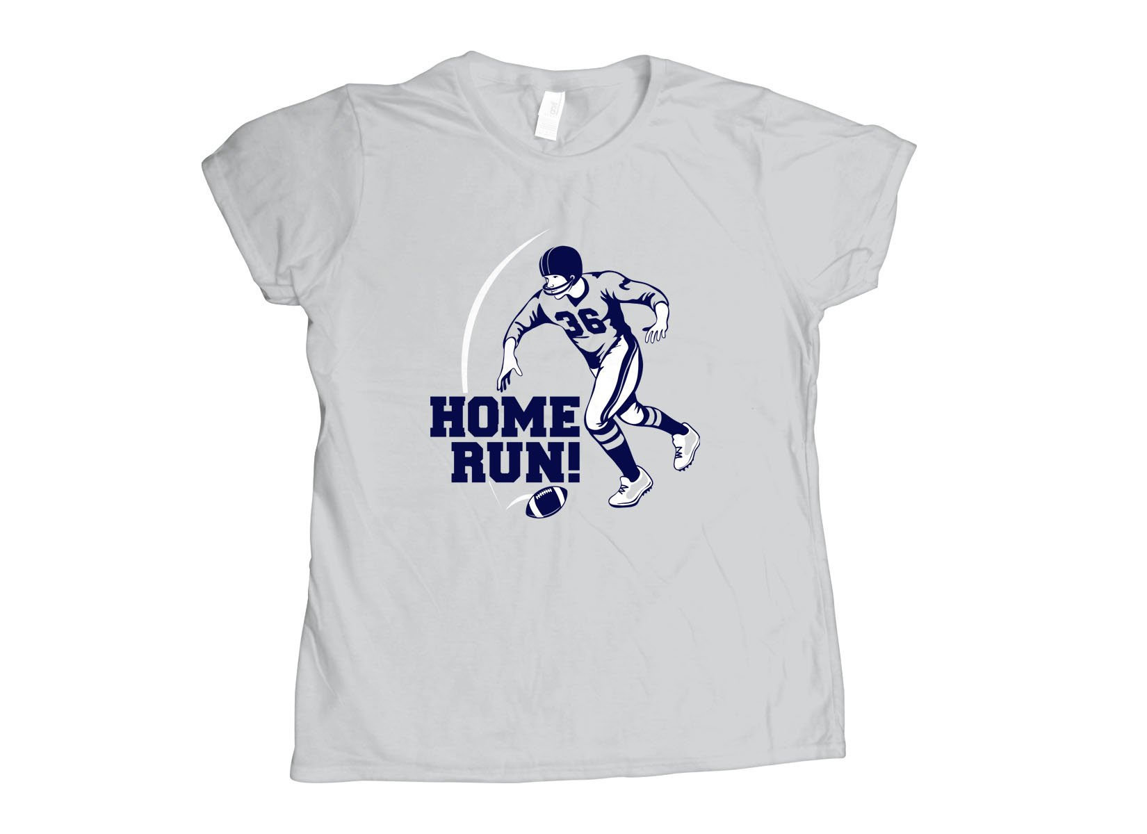 Home Run! on Womens T-Shirt
