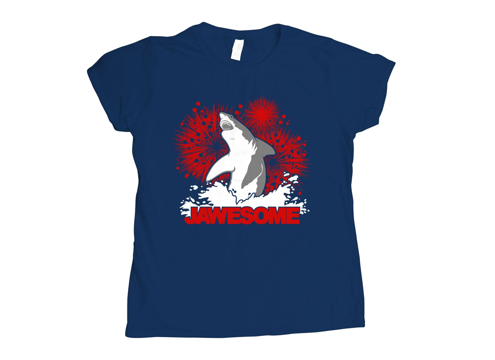 Jawesome! on Womens T-Shirt