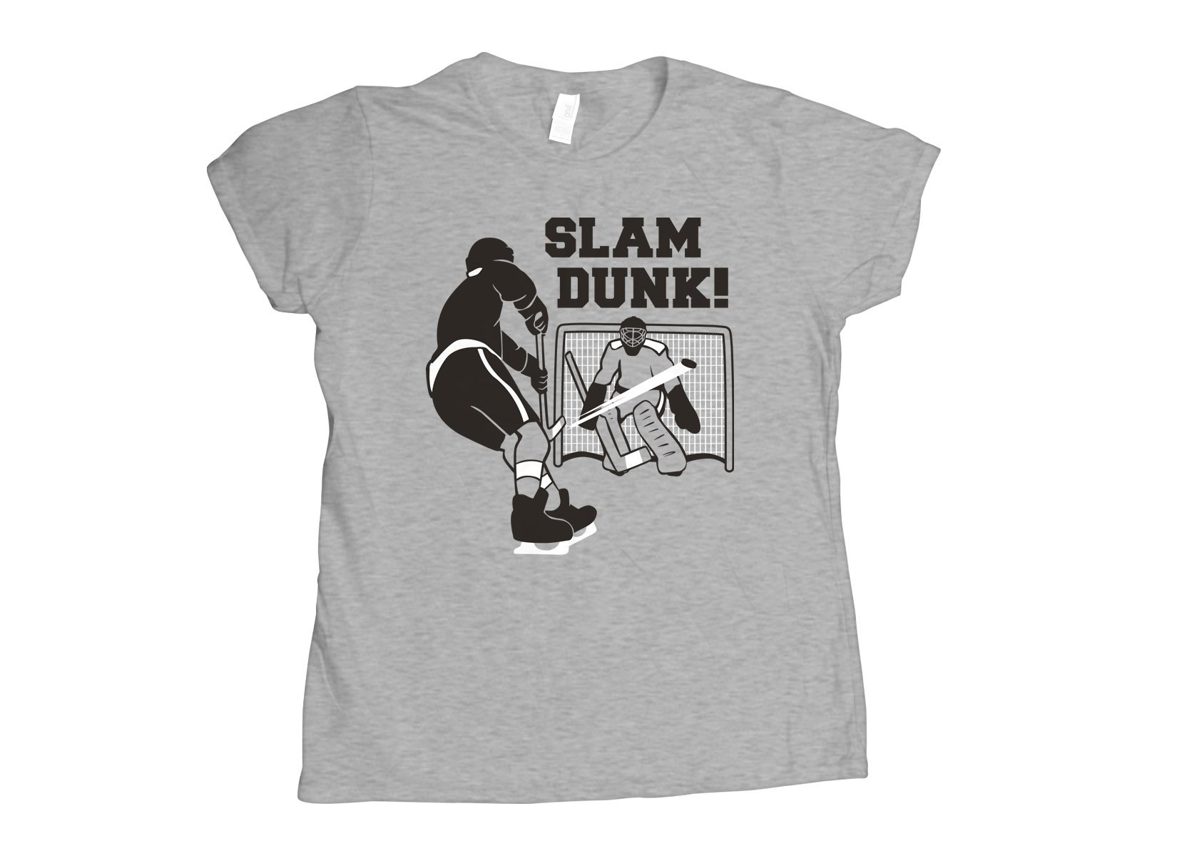 Slam Dunk! on Womens T-Shirt
