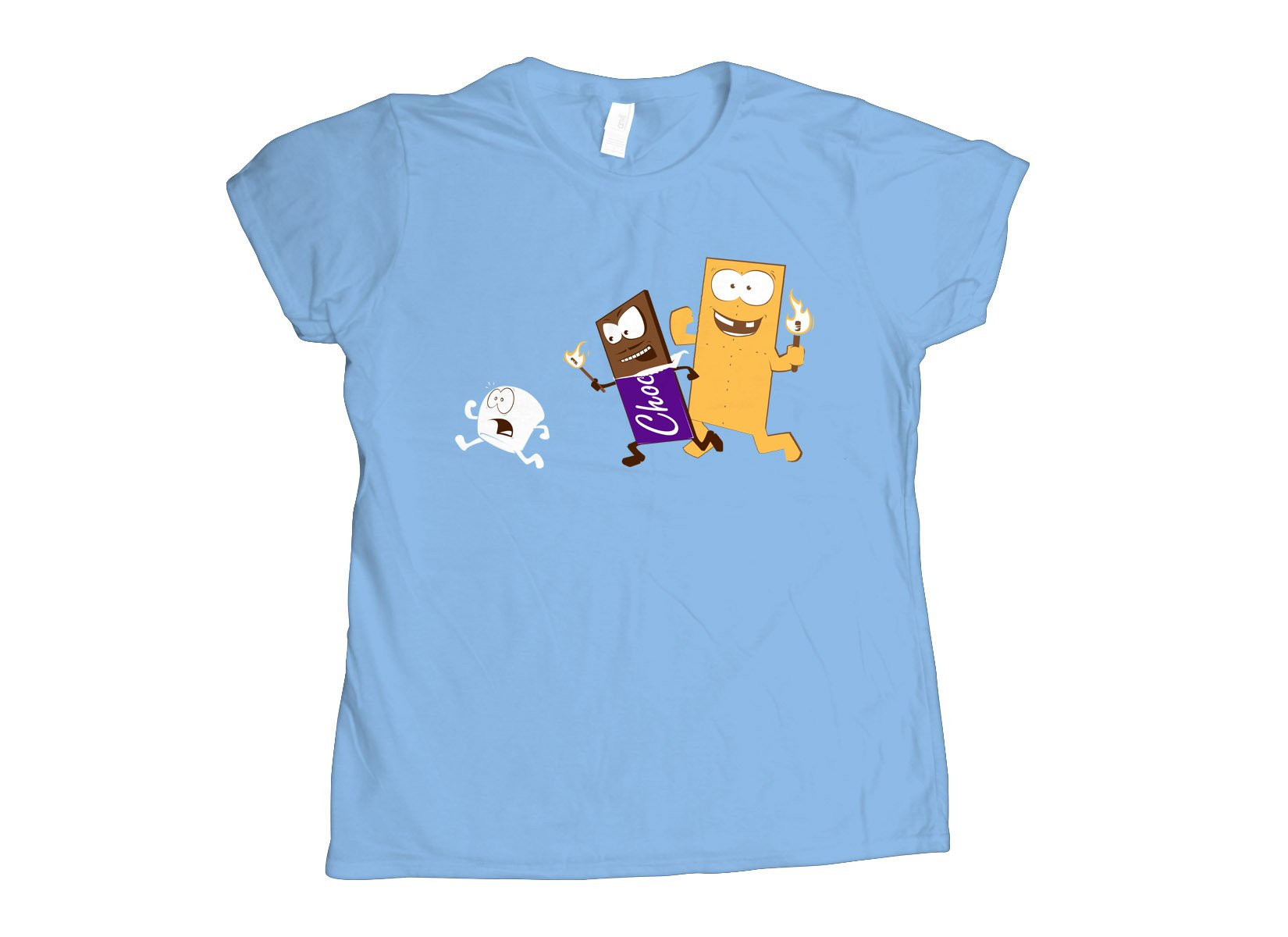 S'more on Womens T-Shirt