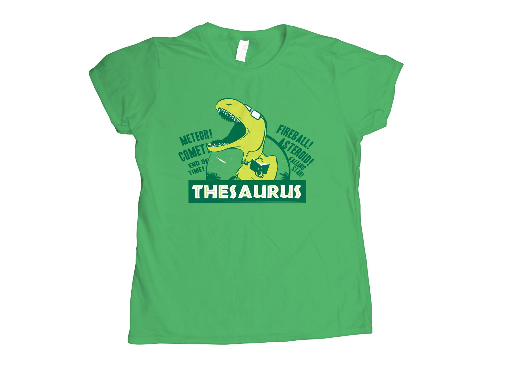 Thesaurus on Womens T-Shirt