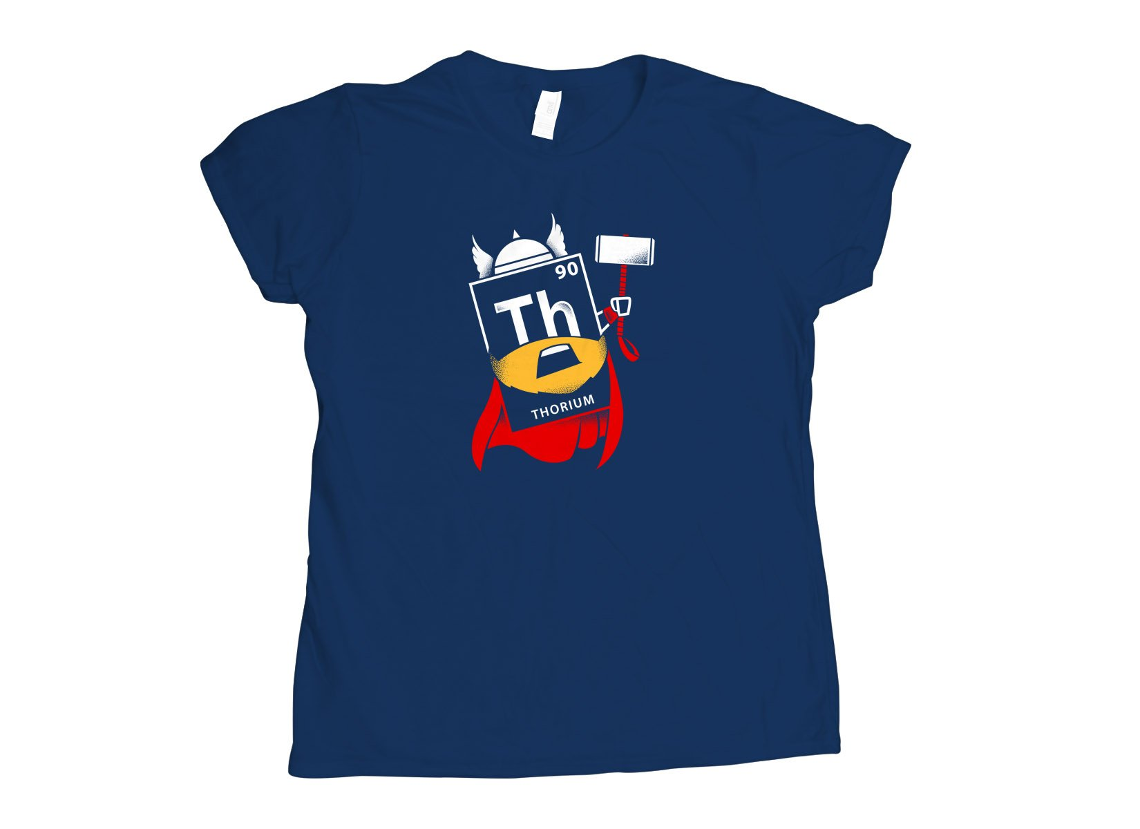 Thorium on Womens T-Shirt