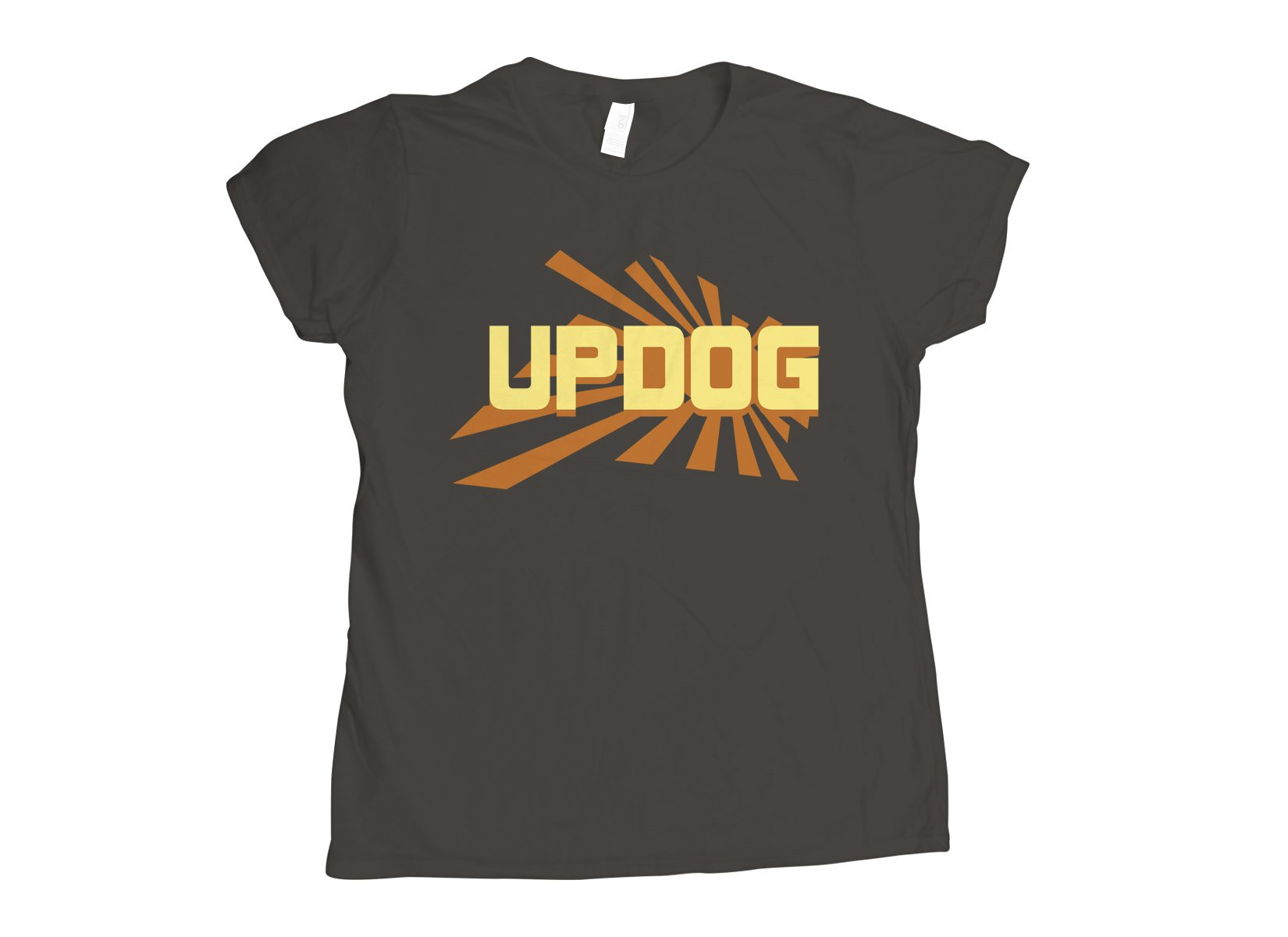 Updog on Womens T-Shirt
