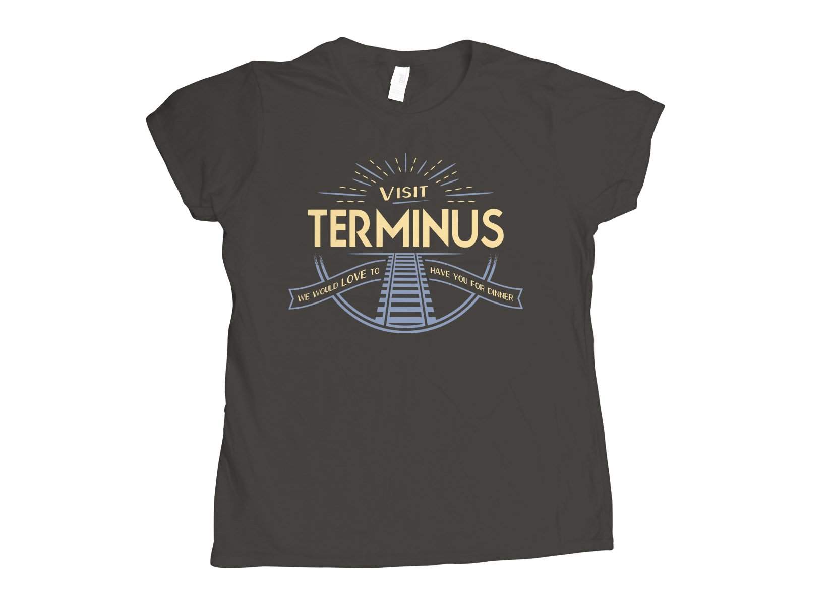 Visit Terminus on Womens T-Shirt