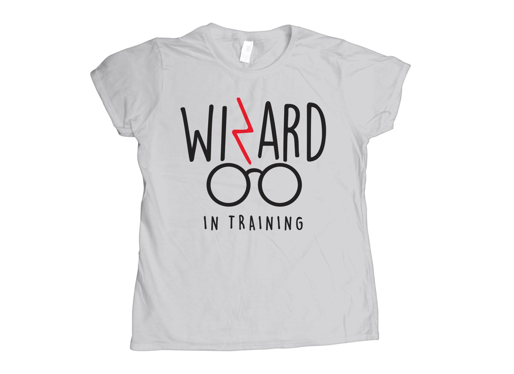 Wizard In Training on Womens T-Shirt