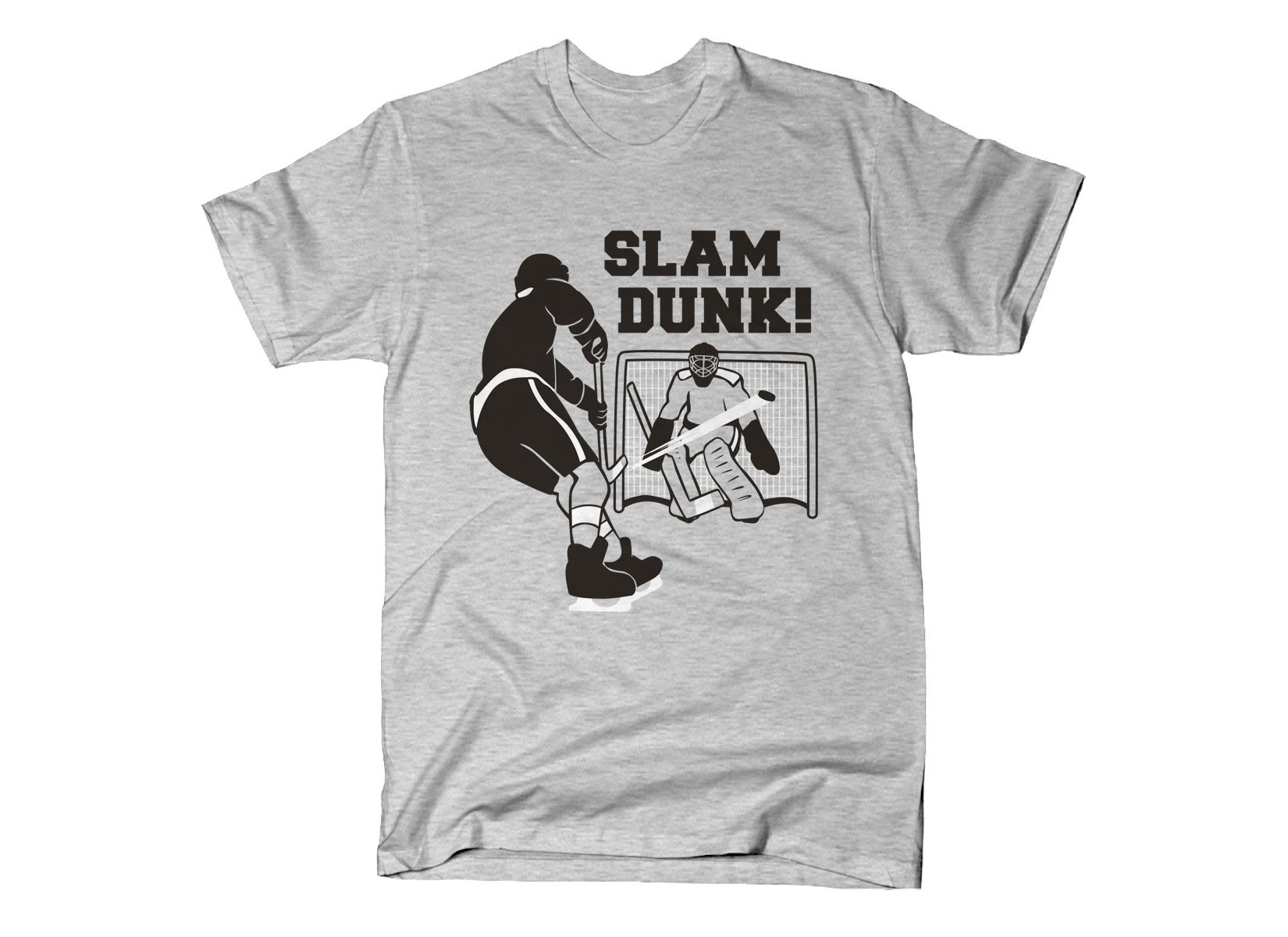 Slam Dunk! on Mens T-Shirt