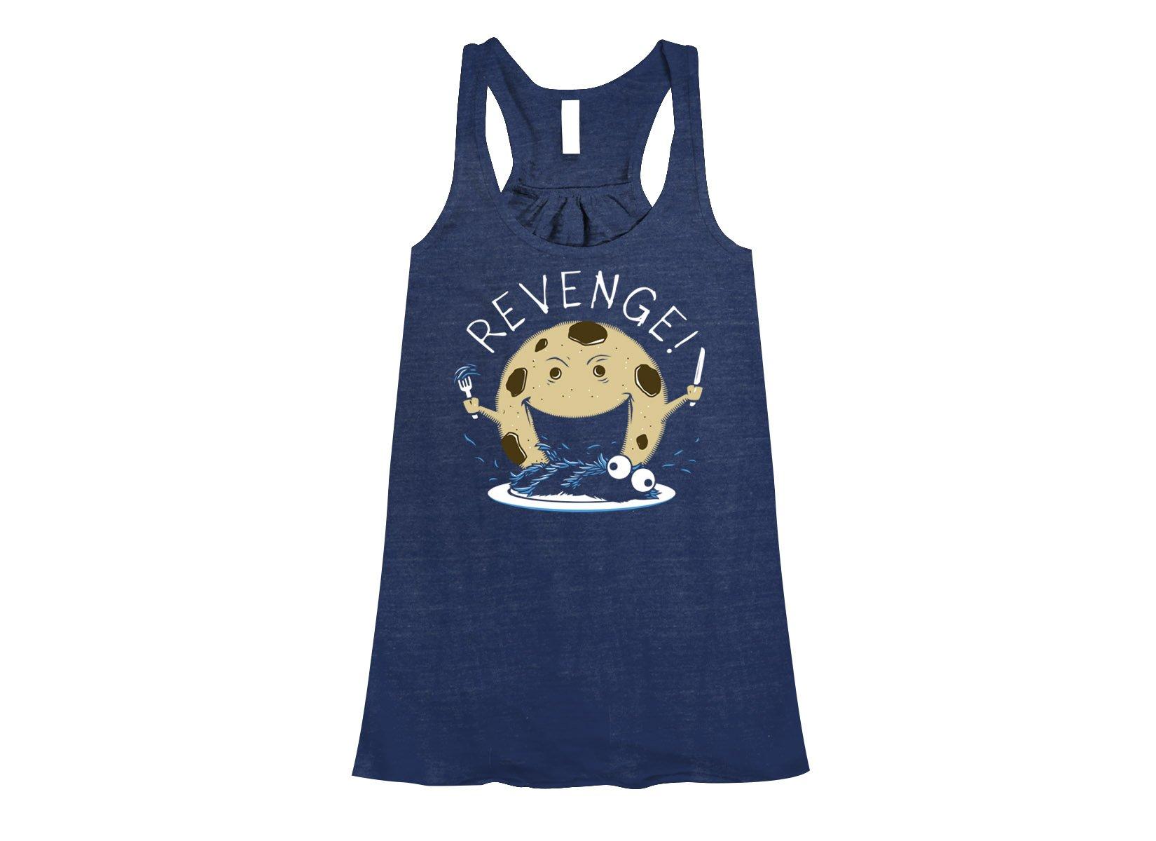Cookie's Revenge on Womens Tanks T-Shirt