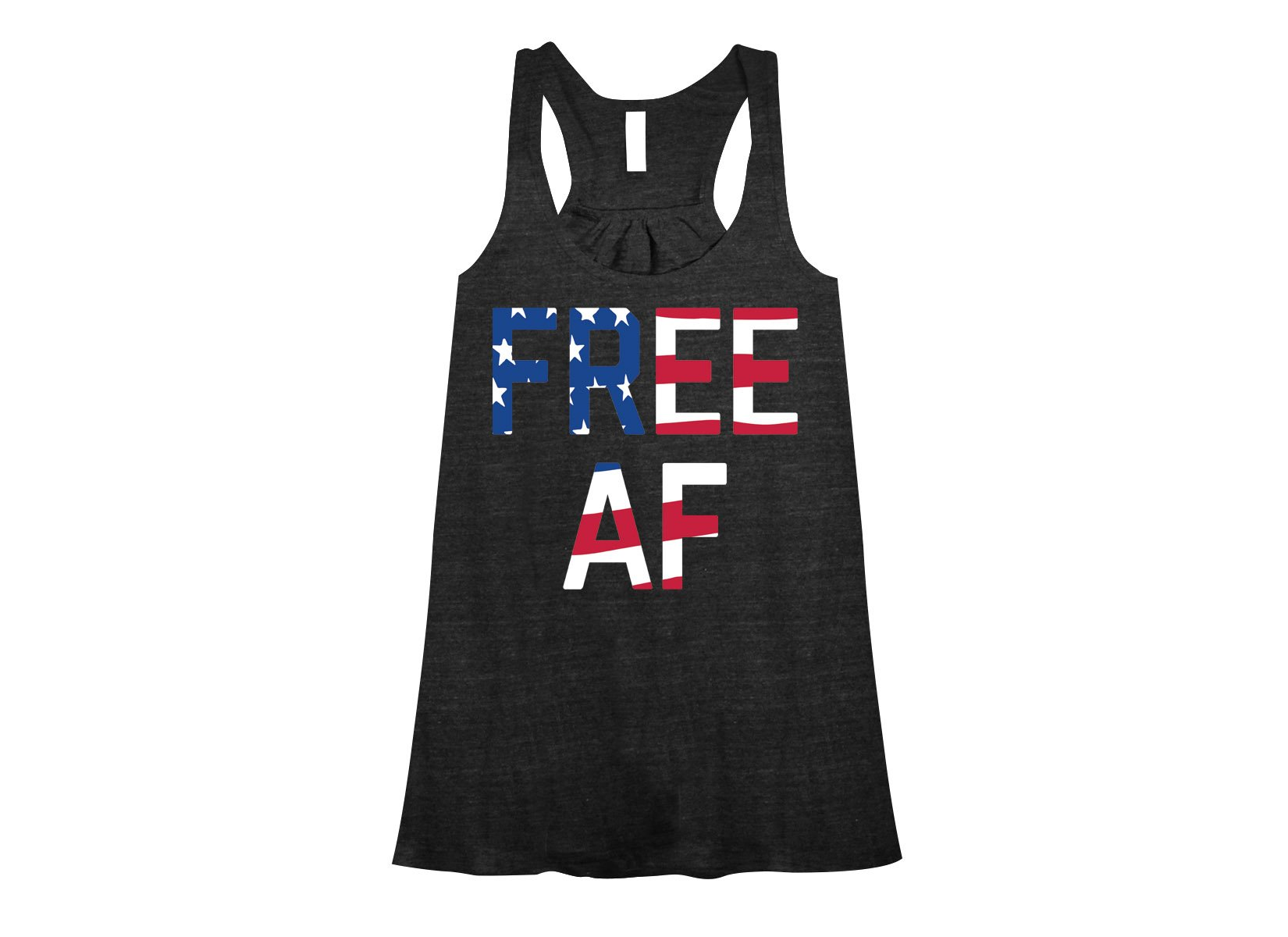 Free AF on Womens Tanks T-Shirt