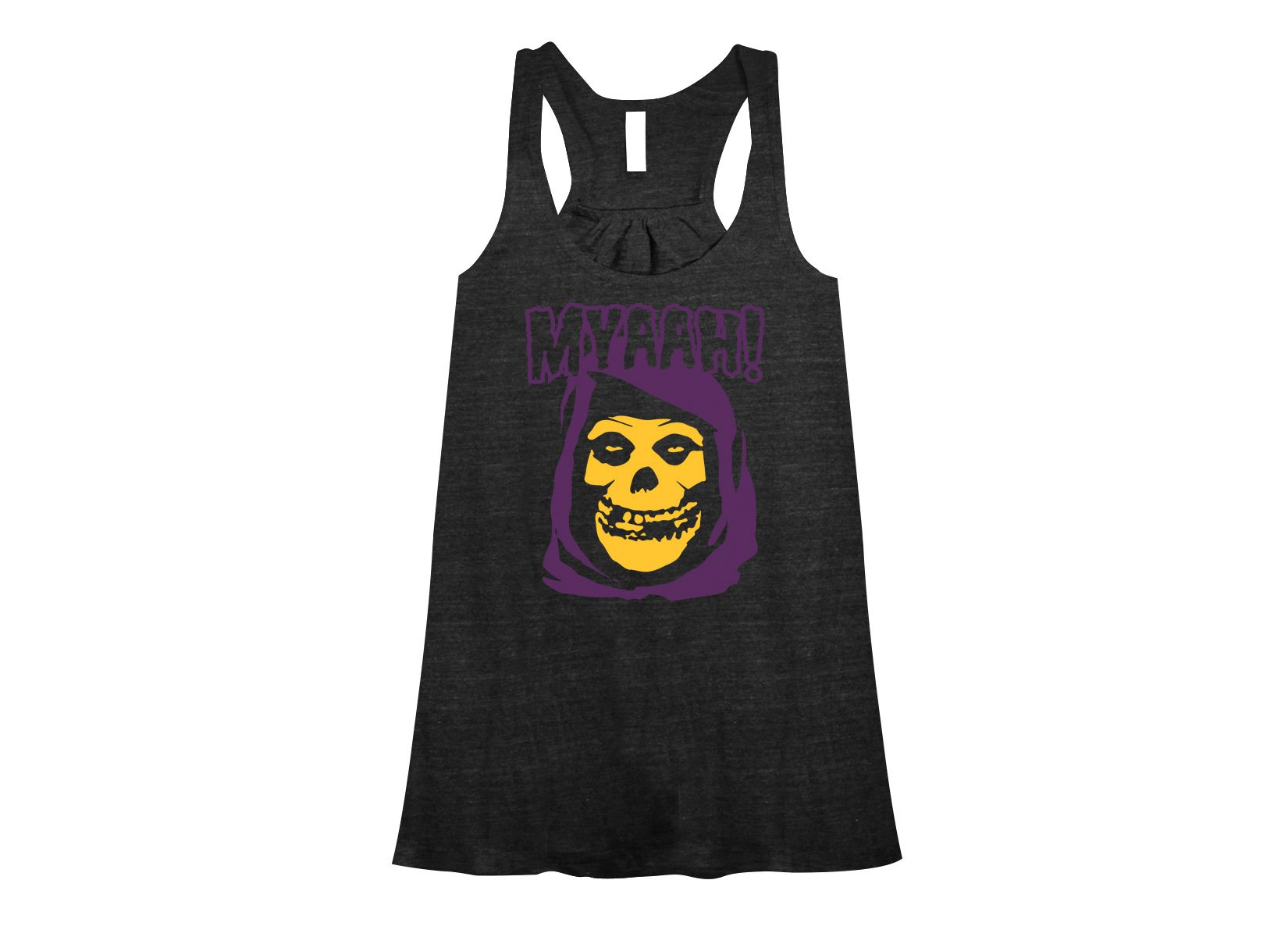 Myaah! on Womens Tanks T-Shirt