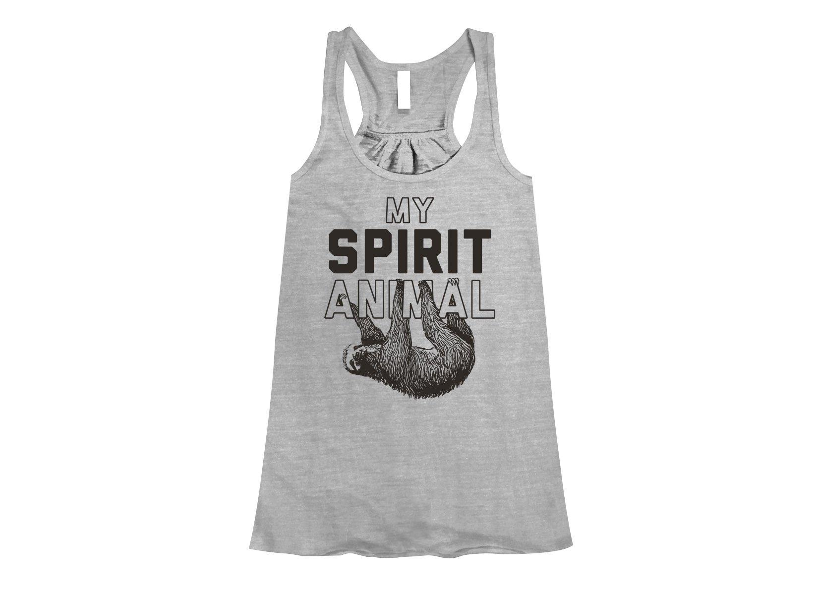 My Spirit Animal on Womens Tanks T-Shirt