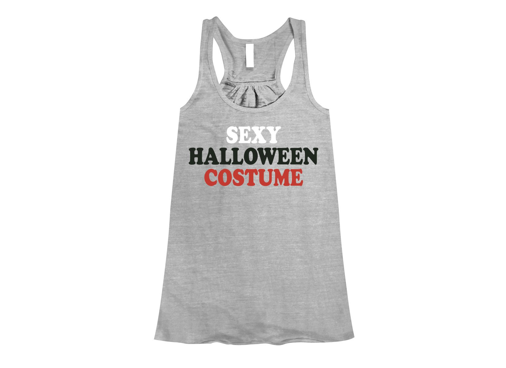 Sexy Halloween Costume on Womens Tanks T-Shirt