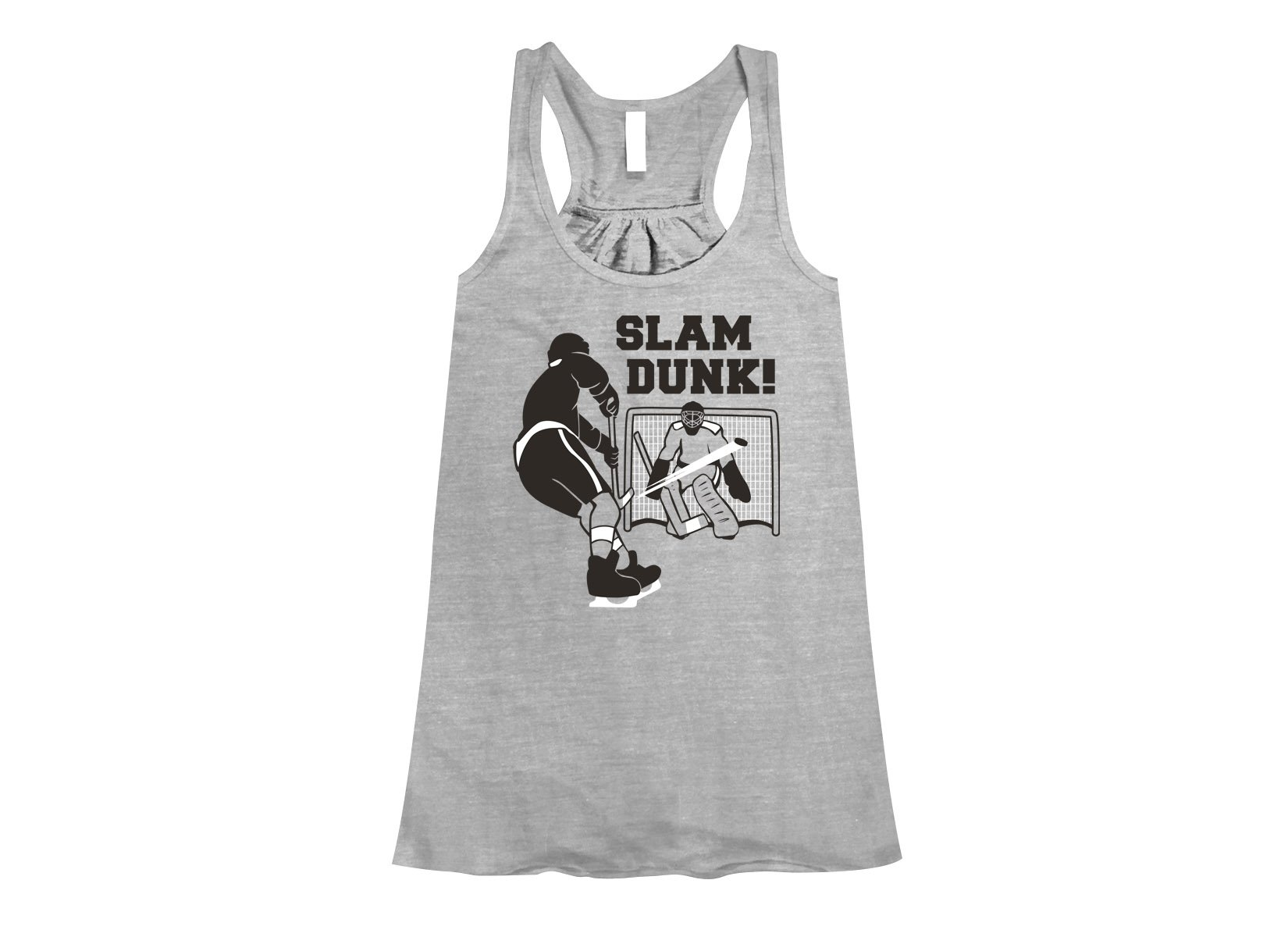 Slam Dunk! on Womens Tanks T-Shirt