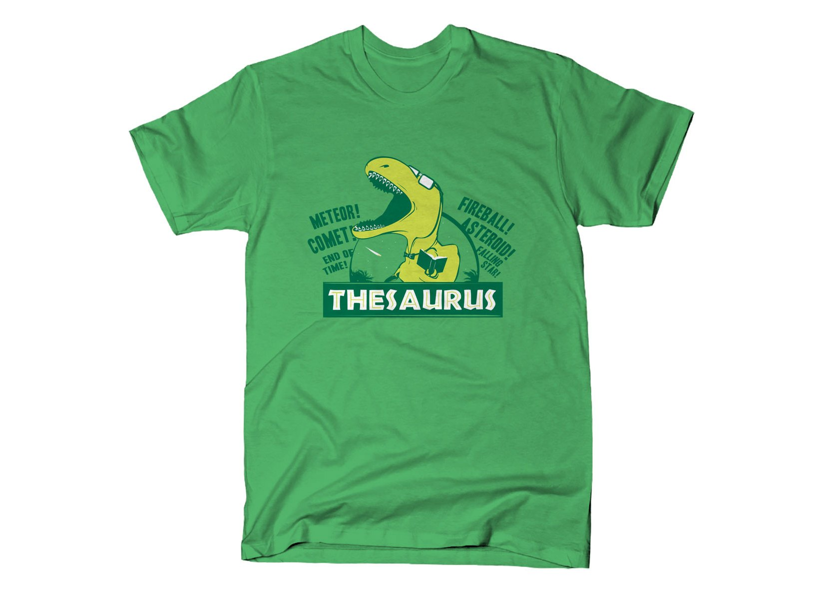 Thesaurus on Mens T-Shirt