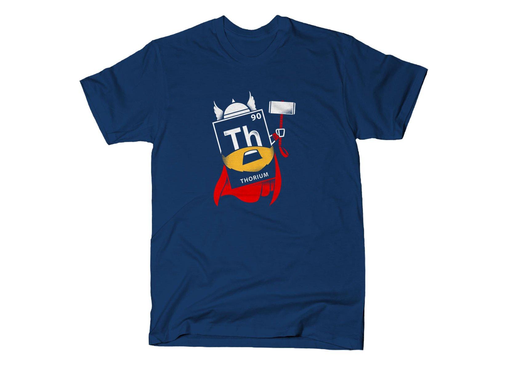 Thorium on Mens T-Shirt