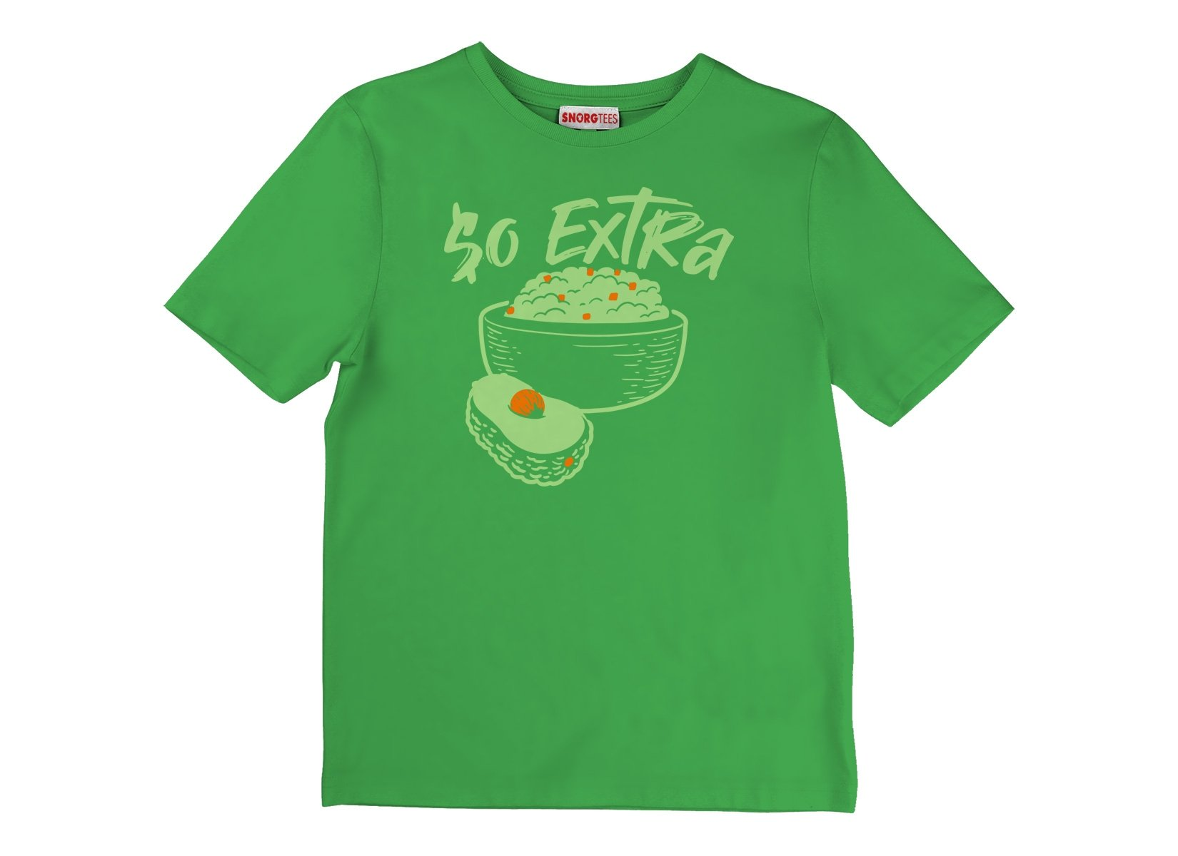 So Extra on Kids T-Shirt