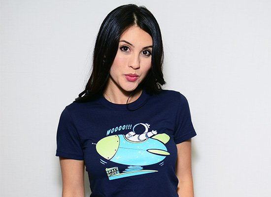 Space Ride on Juniors T-Shirt