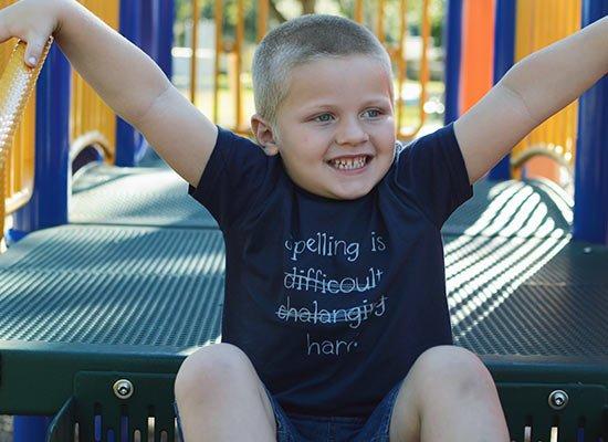 Spelling Is Hard on Kids T-Shirt