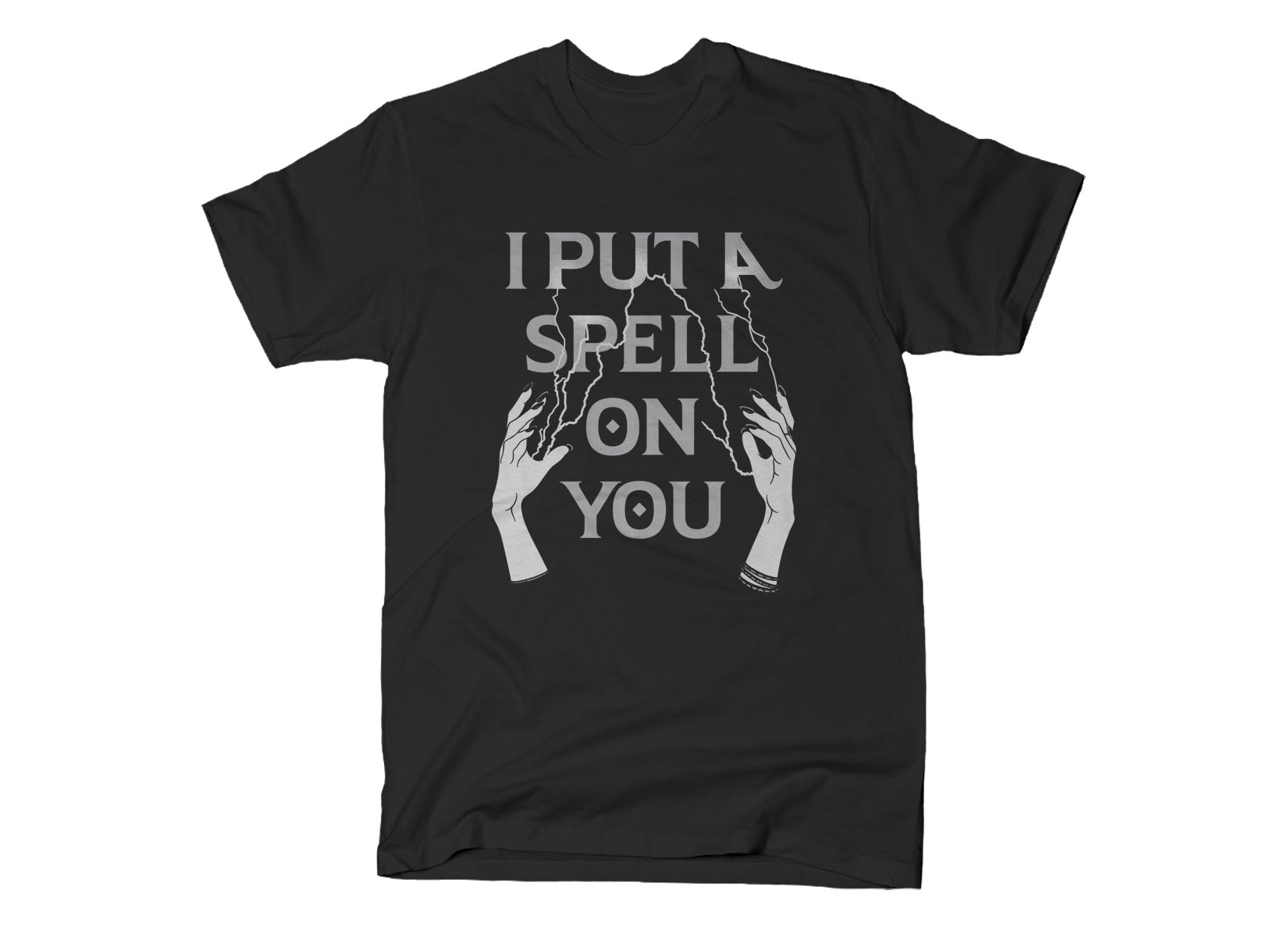 I Put A Spell On You on Mens T-Shirt