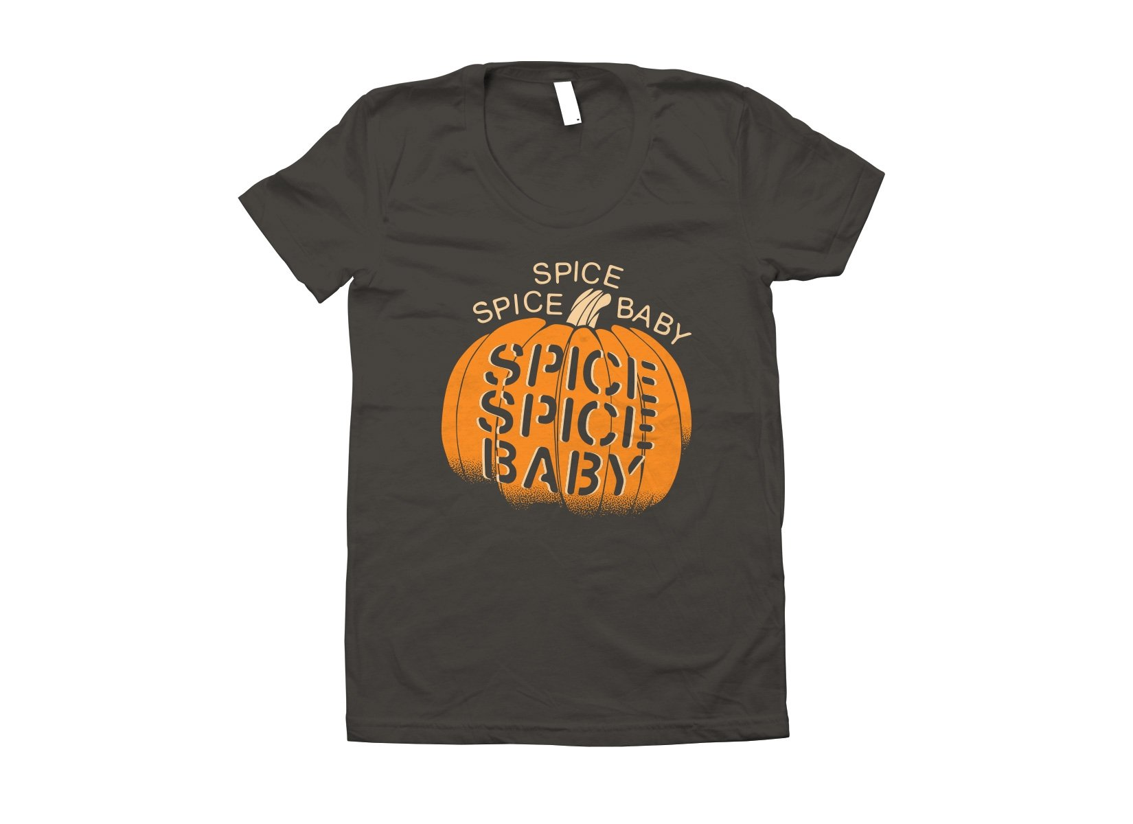 Spice Spice Baby on Juniors T-Shirt