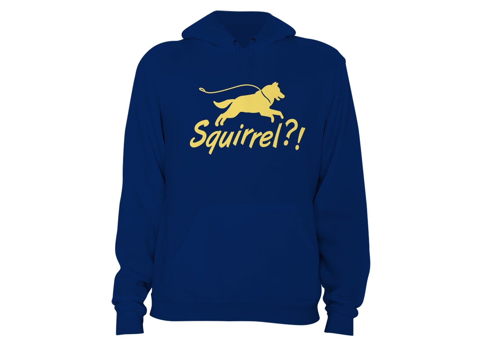 Squirrel?! on Hoodie