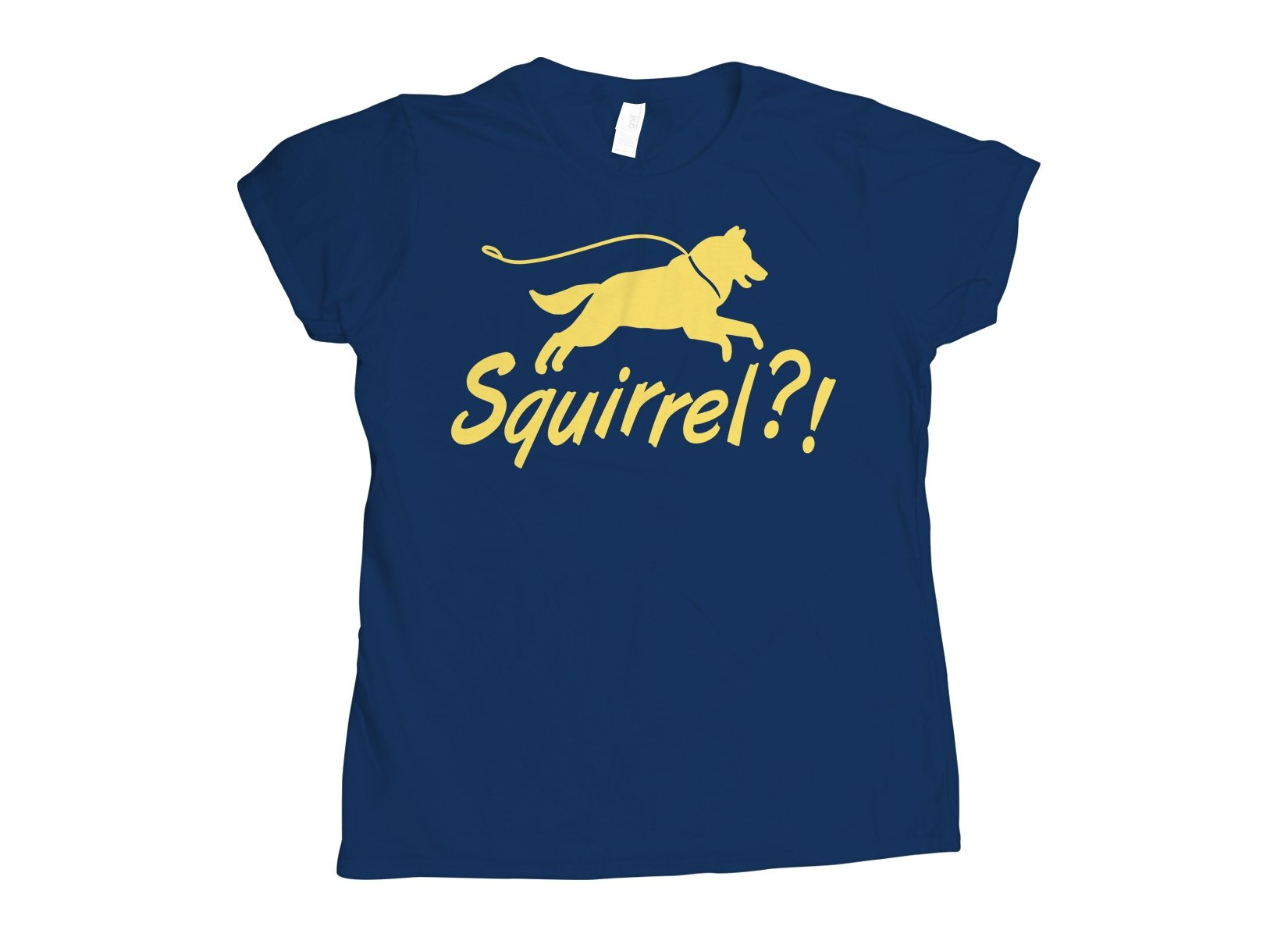 Squirrel?! on Womens T-Shirt