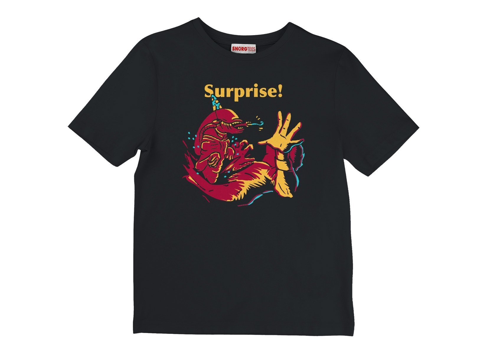 Surprise Party! on Kids T-Shirt