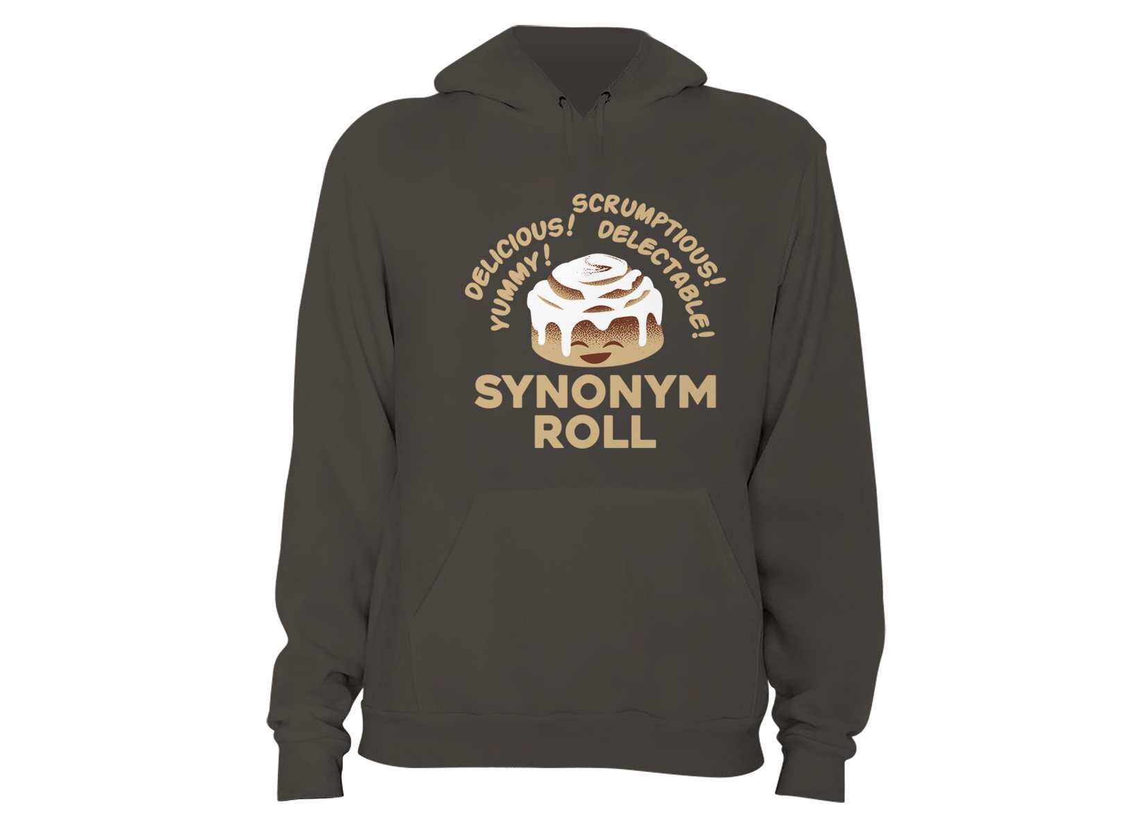 Synonym Roll on Hoodie