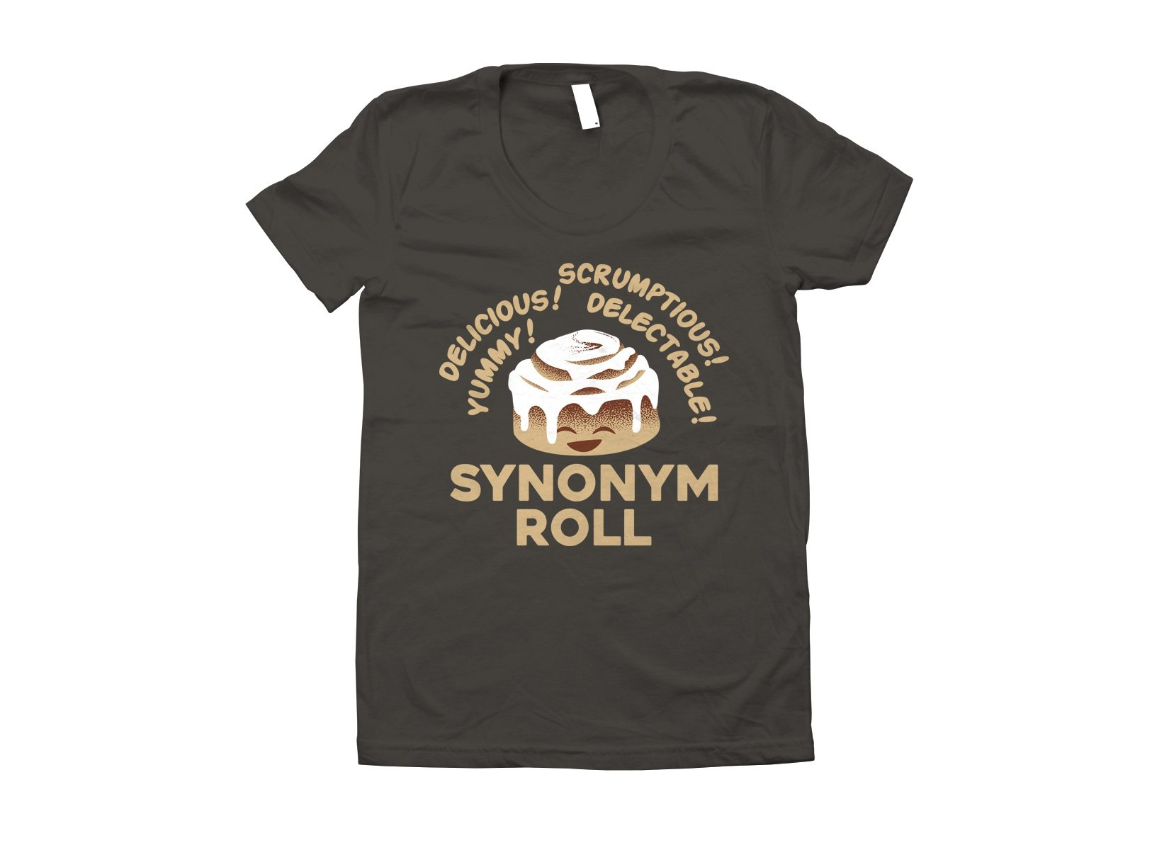 Synonym Roll on Juniors T-Shirt