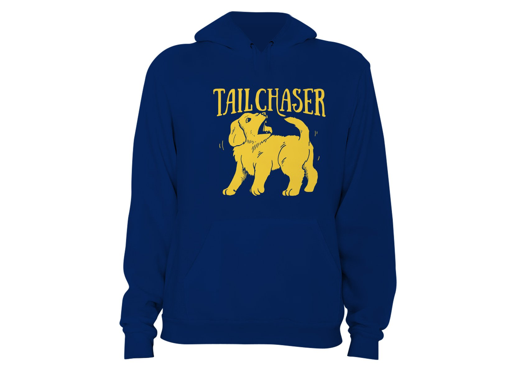 Tail Chaser on Hoodie