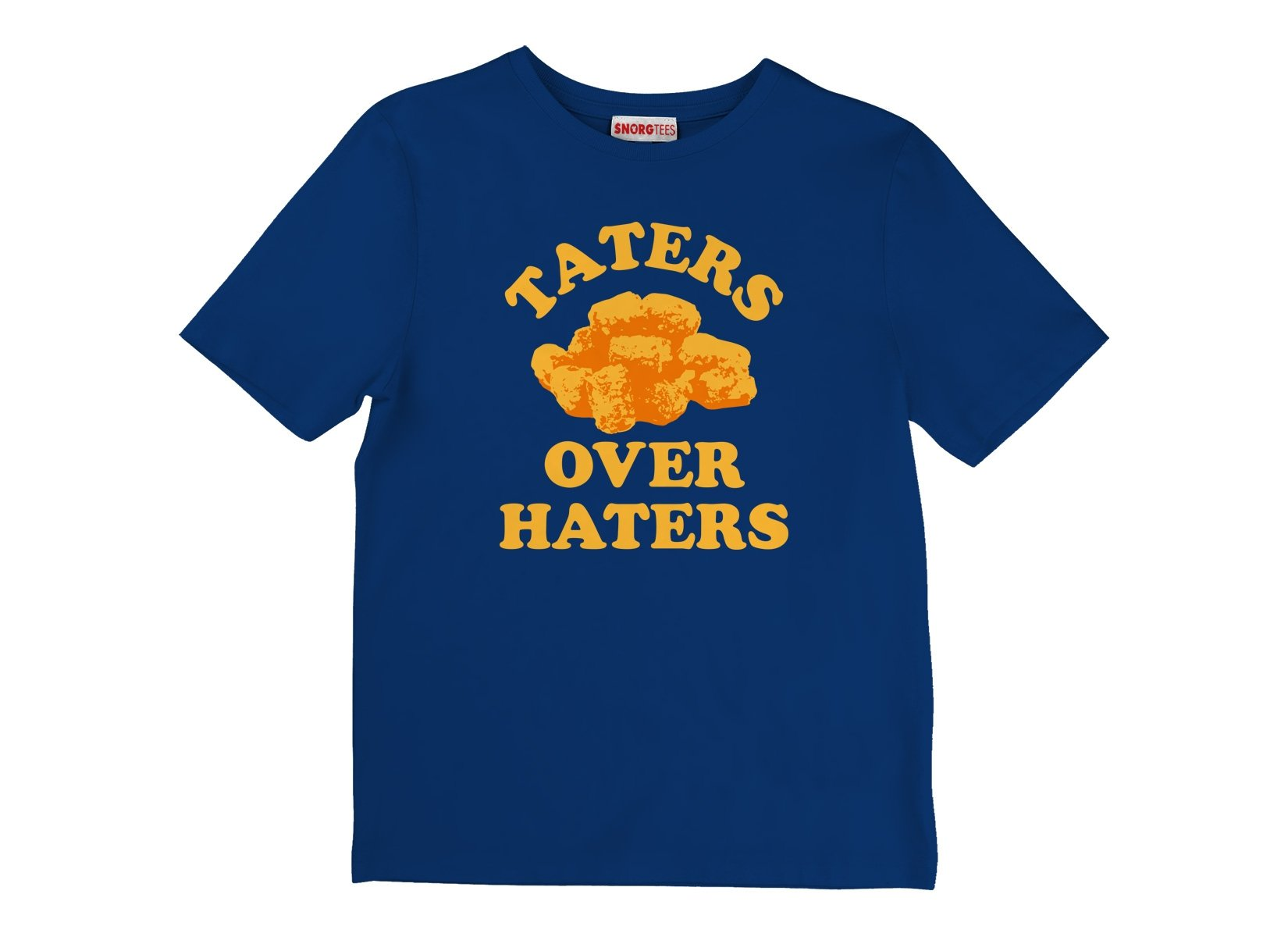 Taters Over Haters on Kids T-Shirt