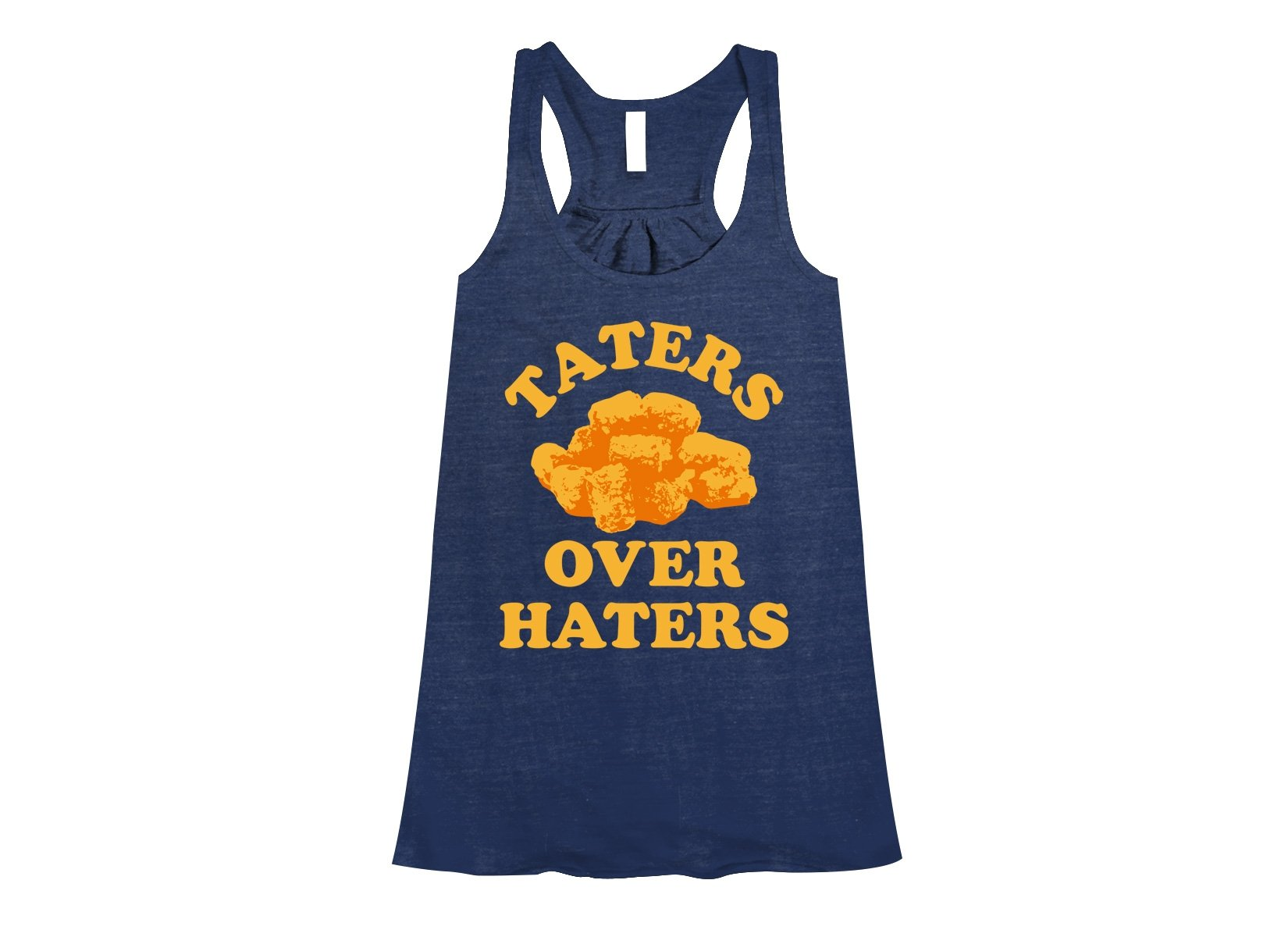 Taters Over Haters on Womens Tanks T-Shirt