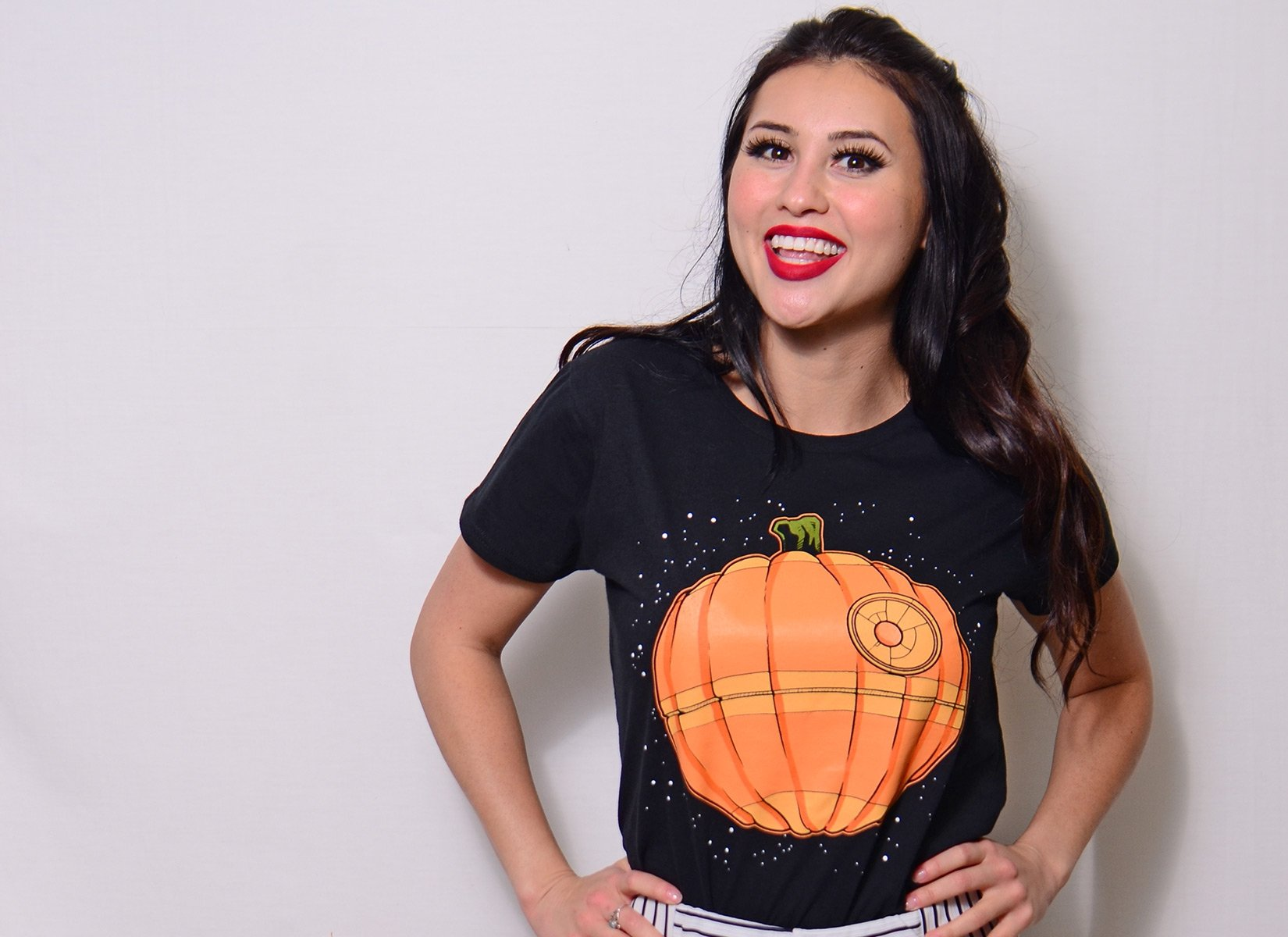 That's No Pumpkin on Womens T-Shirt