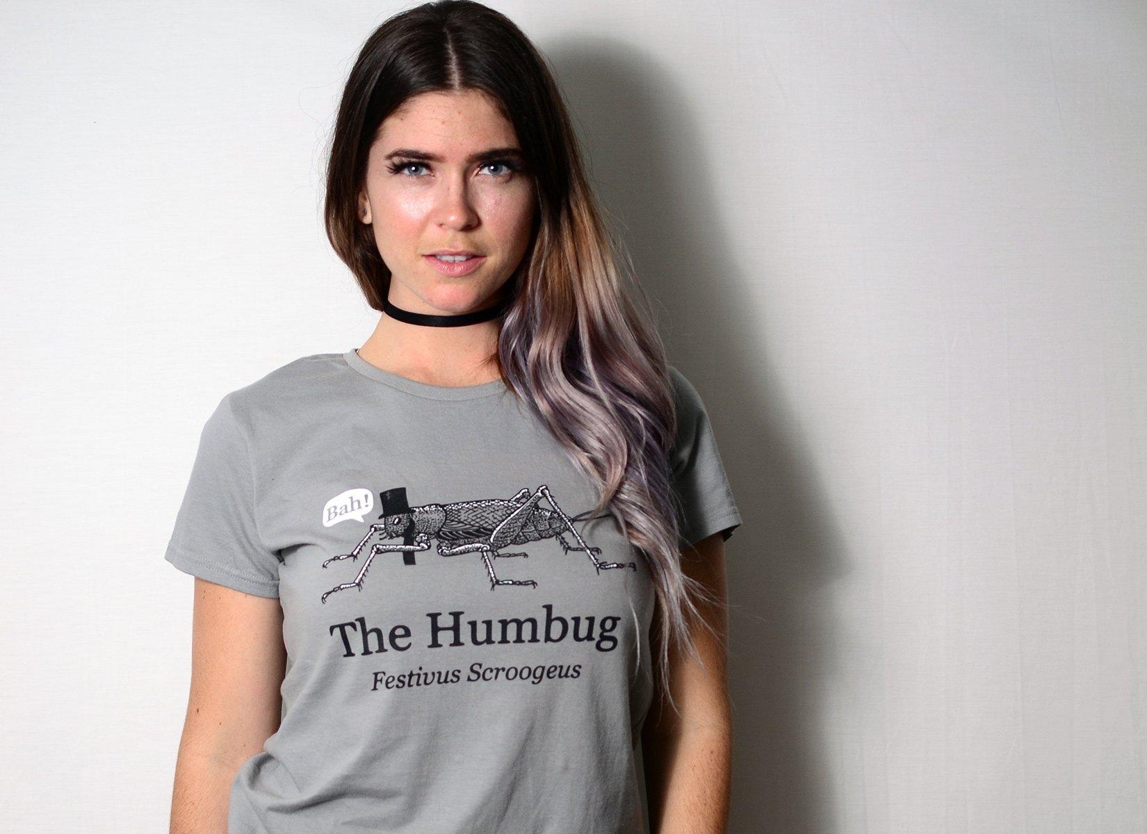 The Humbug on Womens T-Shirt