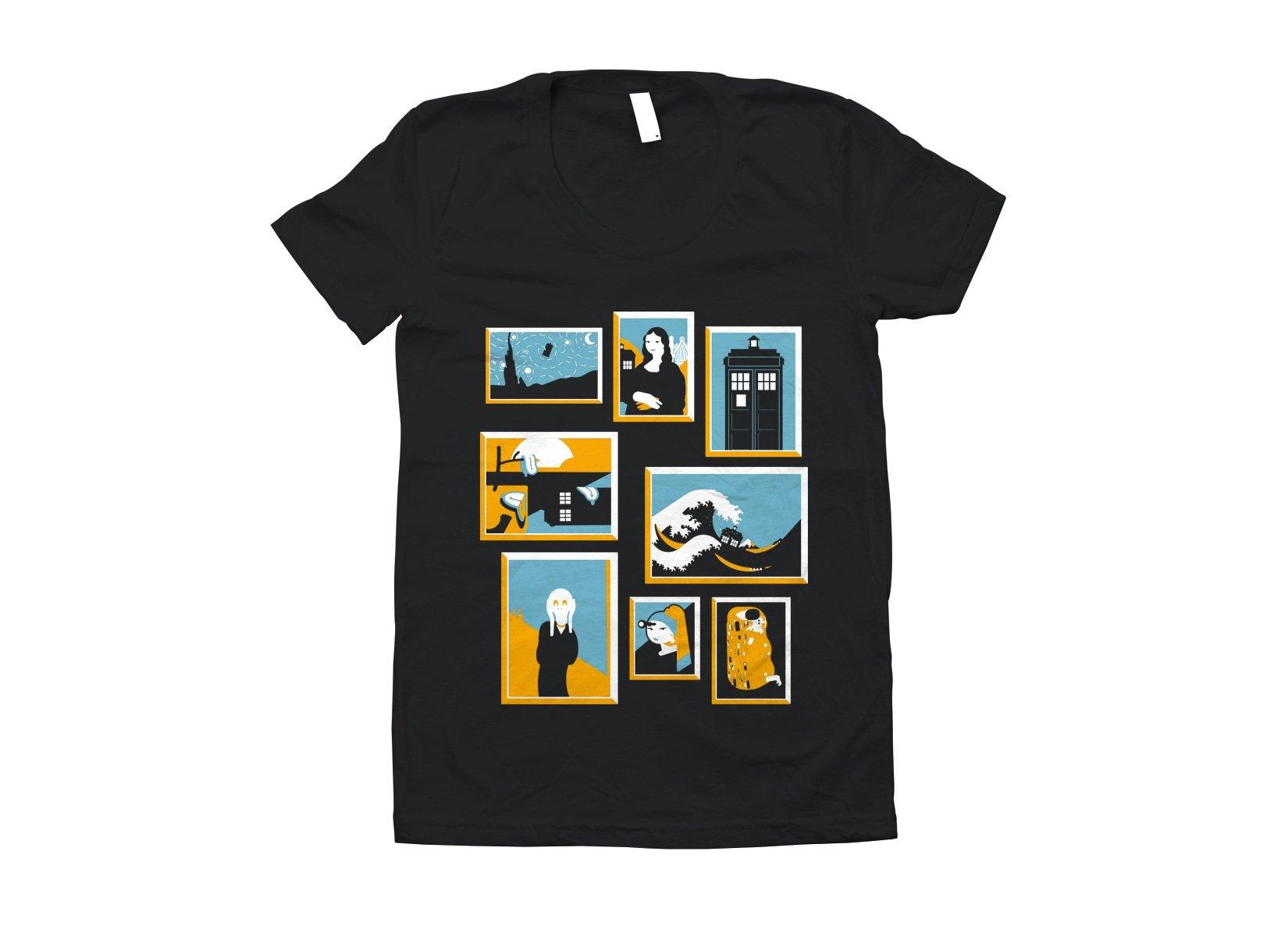 Timeless on Juniors T-Shirt