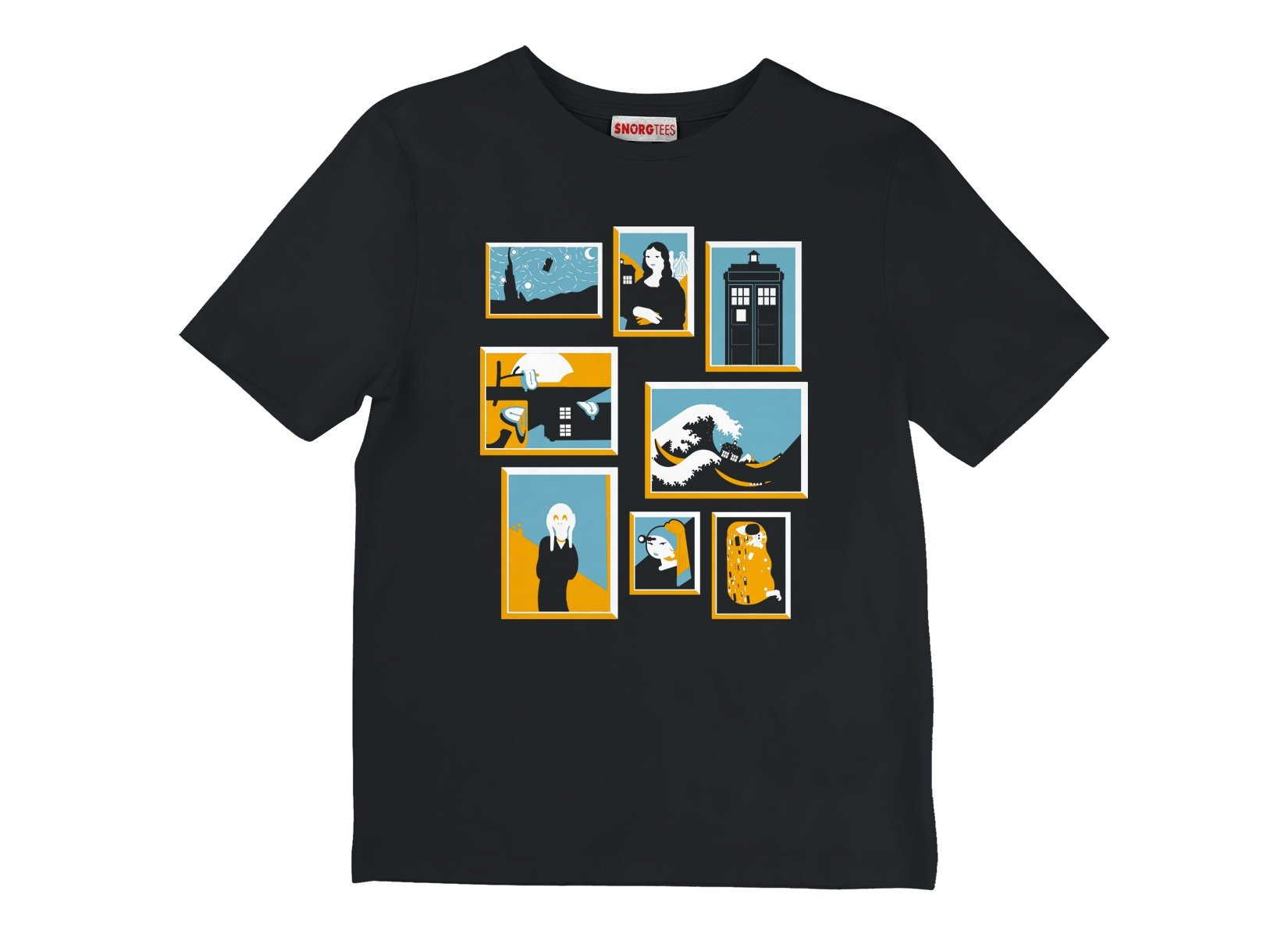 Timeless on Kids T-Shirt
