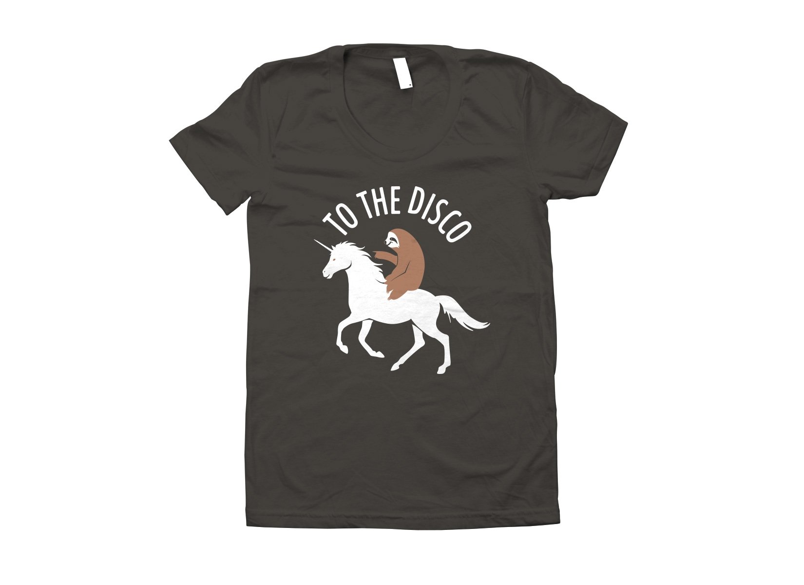 To The Disco on Juniors T-Shirt
