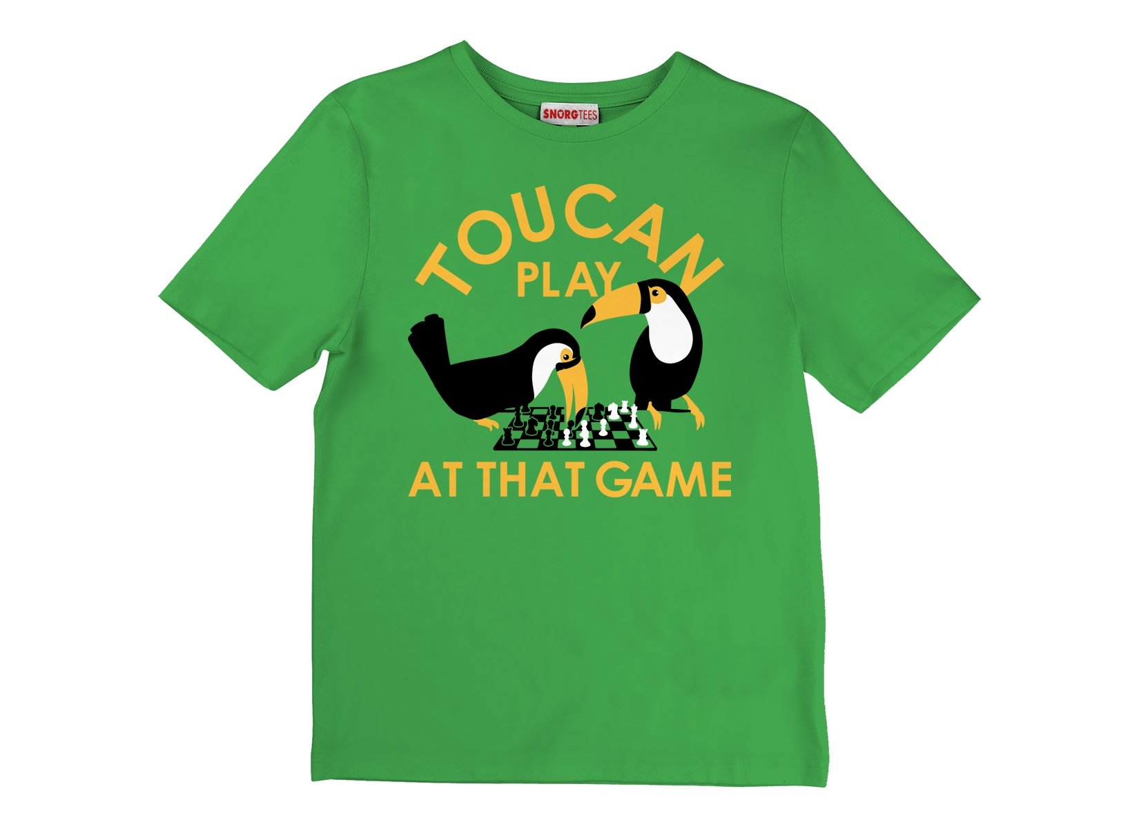 Toucan Play At That Game on Kids T-Shirt