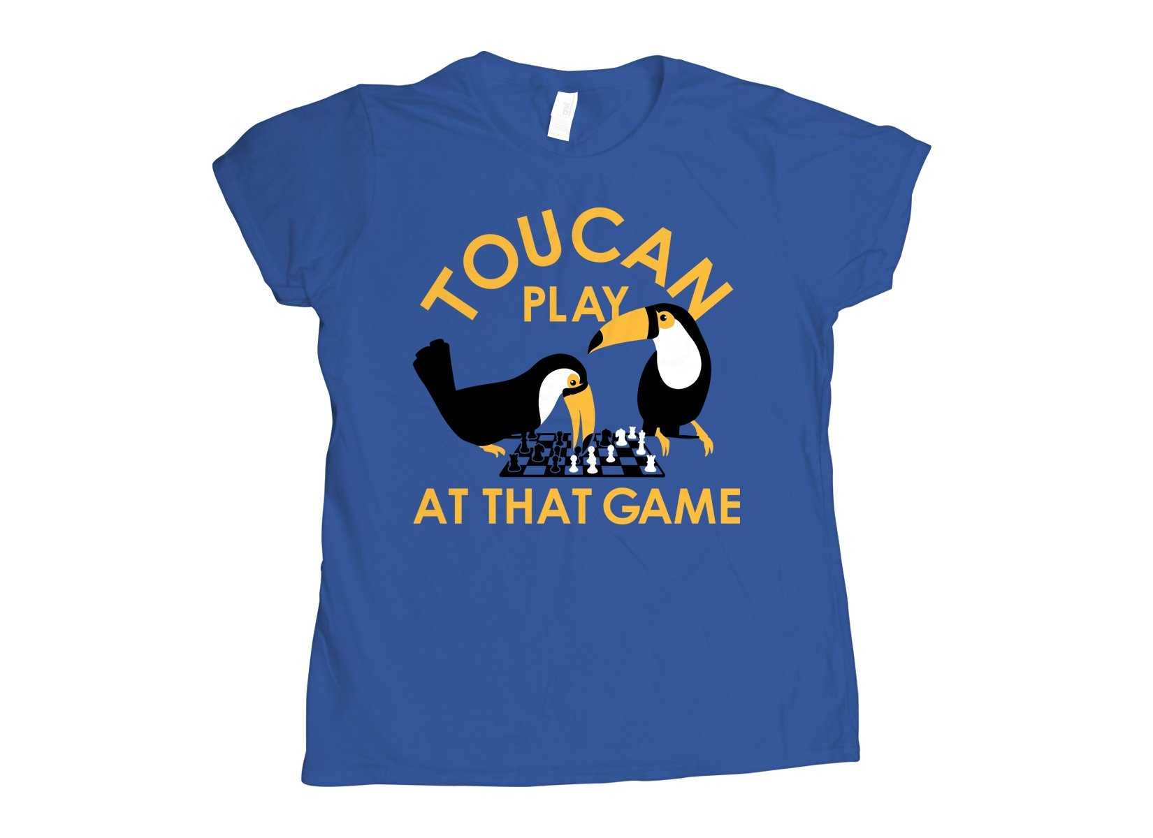 Toucan Play At That Game on Womens T-Shirt