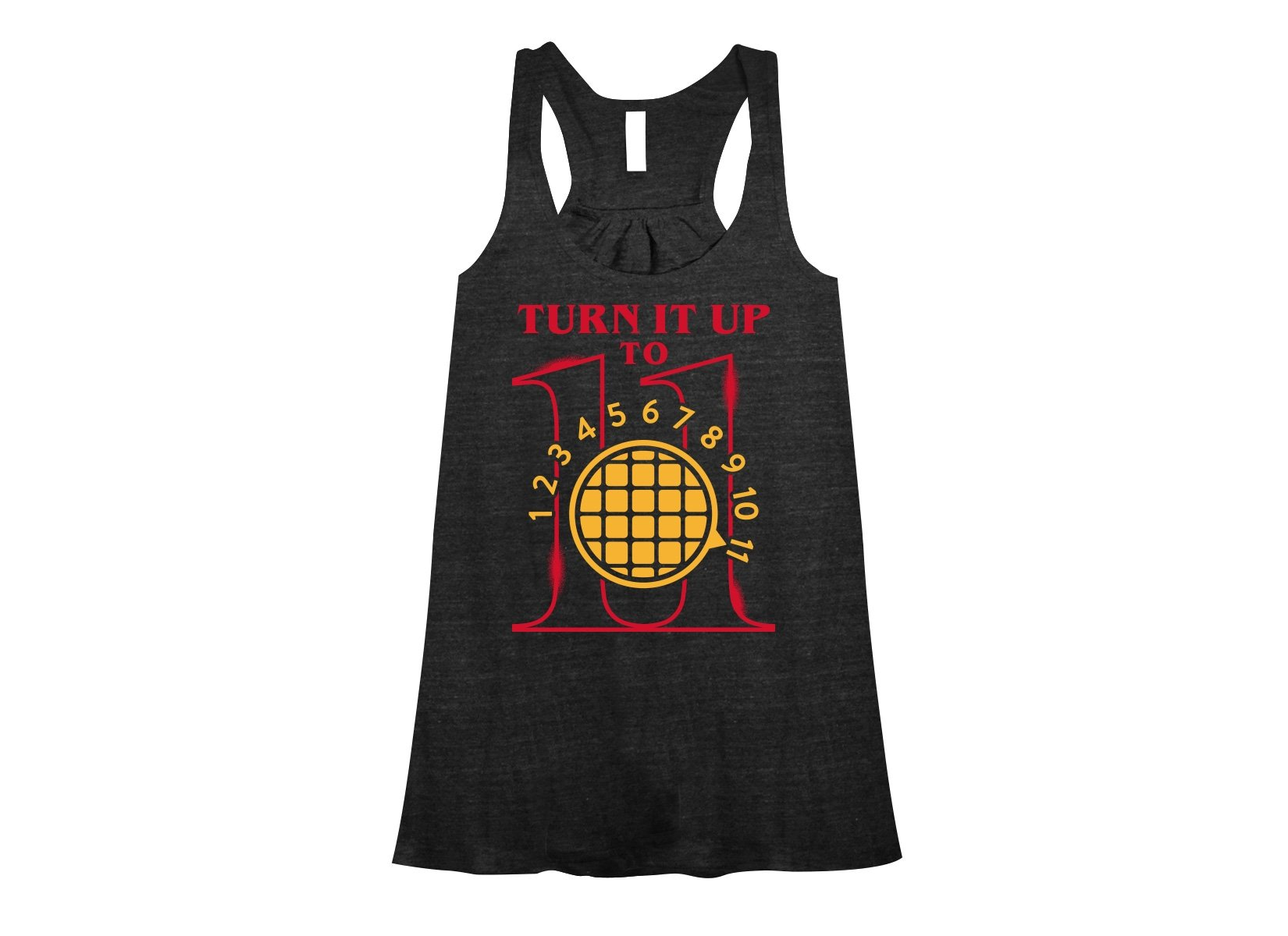 Turn It Up To 11 on Womens Tanks T-Shirt