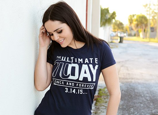 The Ultimate Pi Day on Juniors T-Shirt