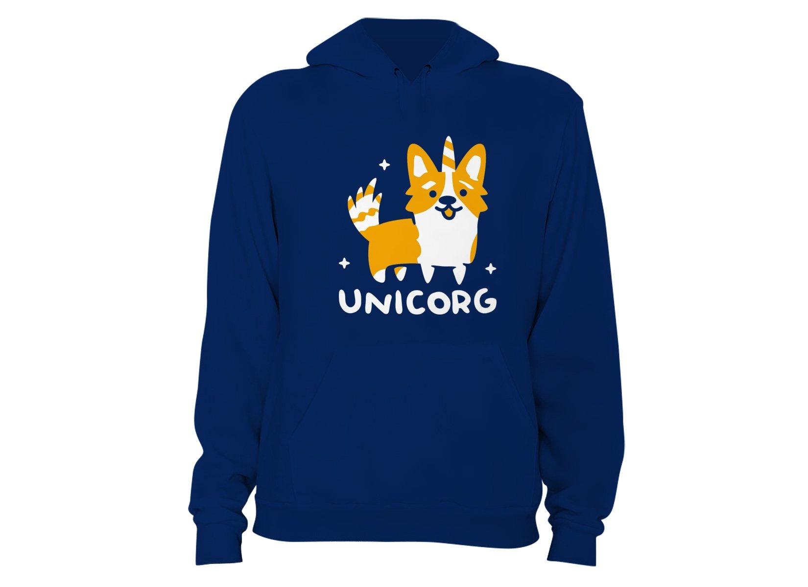 Unicorg on Hoodie