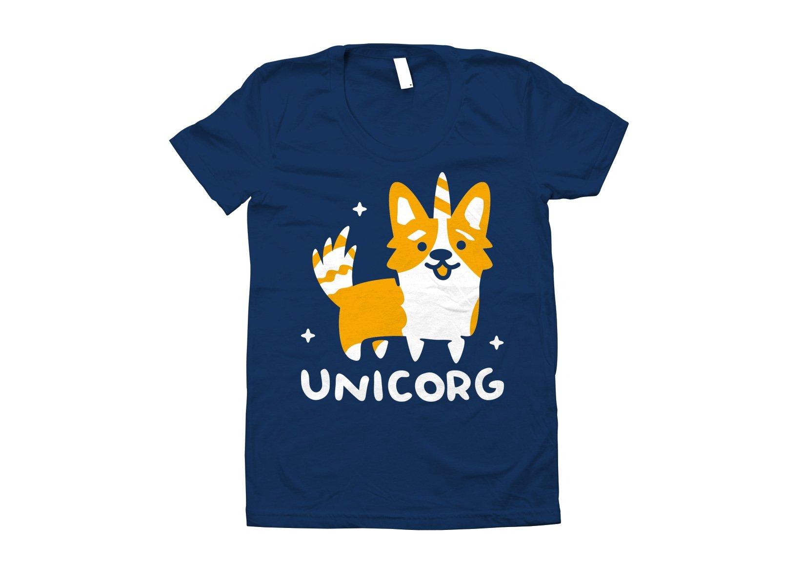Unicorg on Juniors T-Shirt