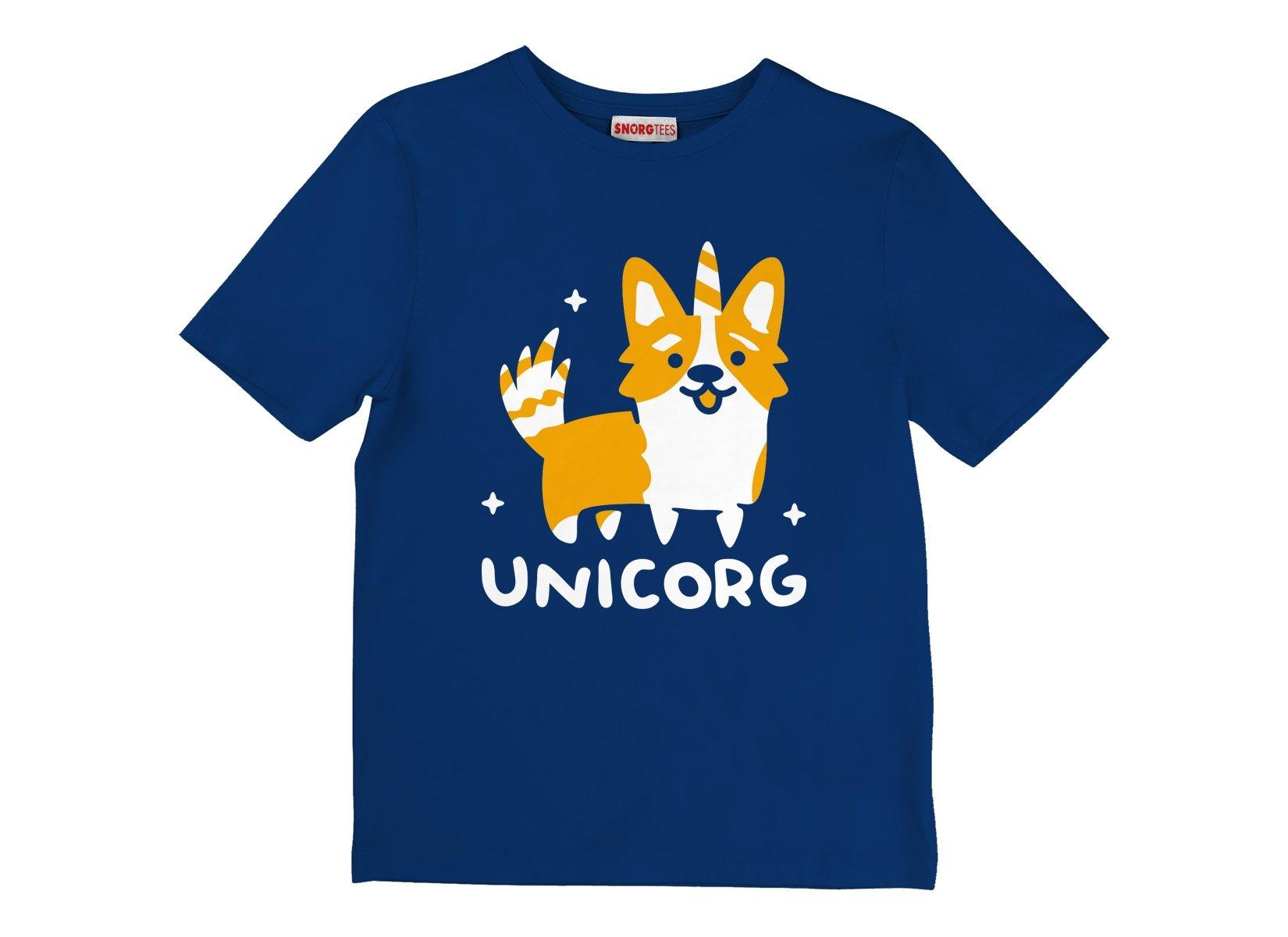 Unicorg on Kids T-Shirt