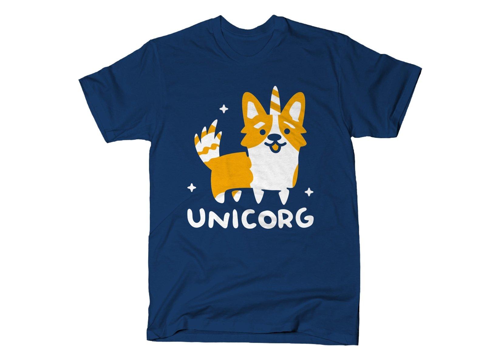 Unicorg on Mens T-Shirt