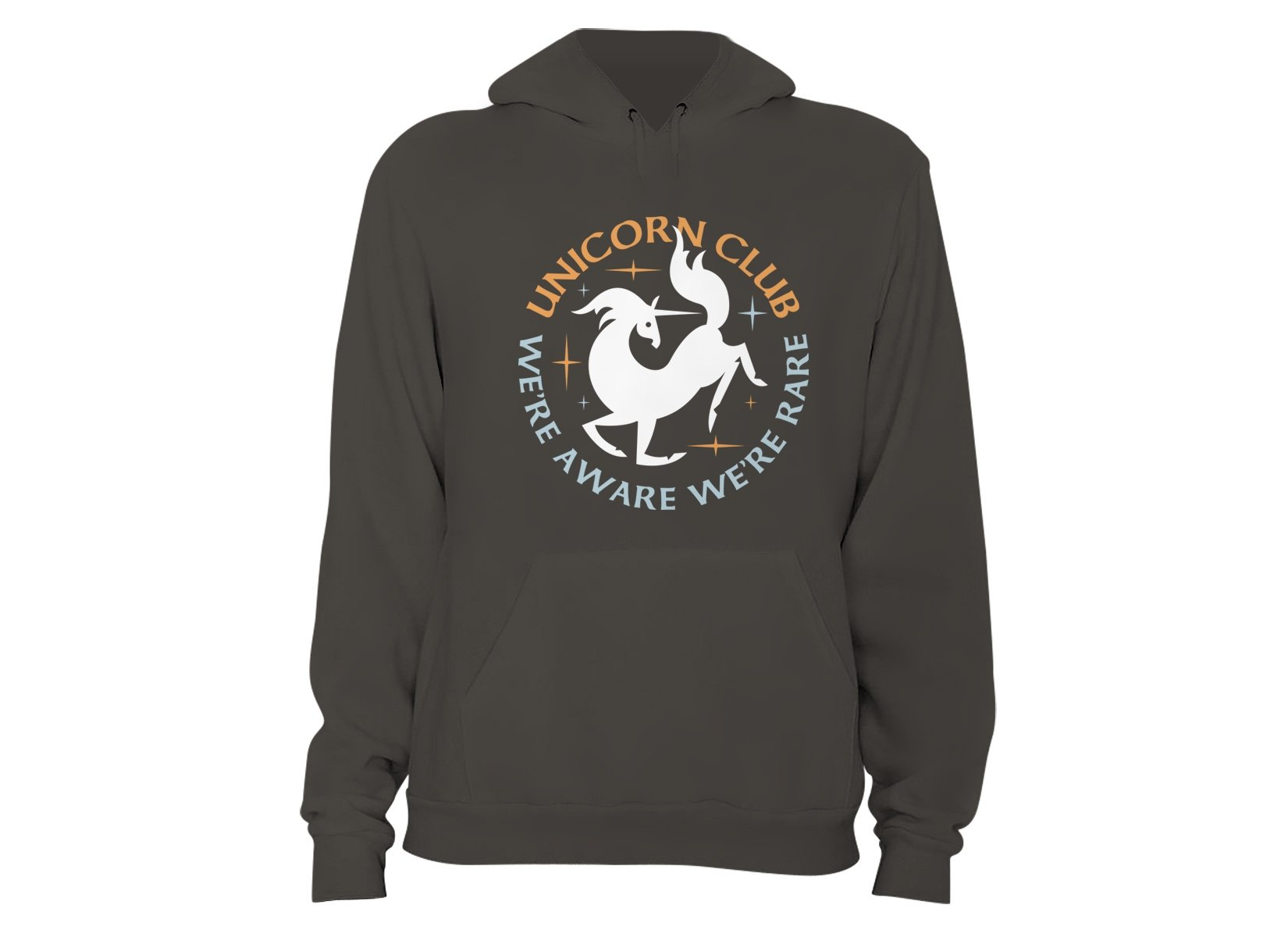 Unicorn Club on Hoodie
